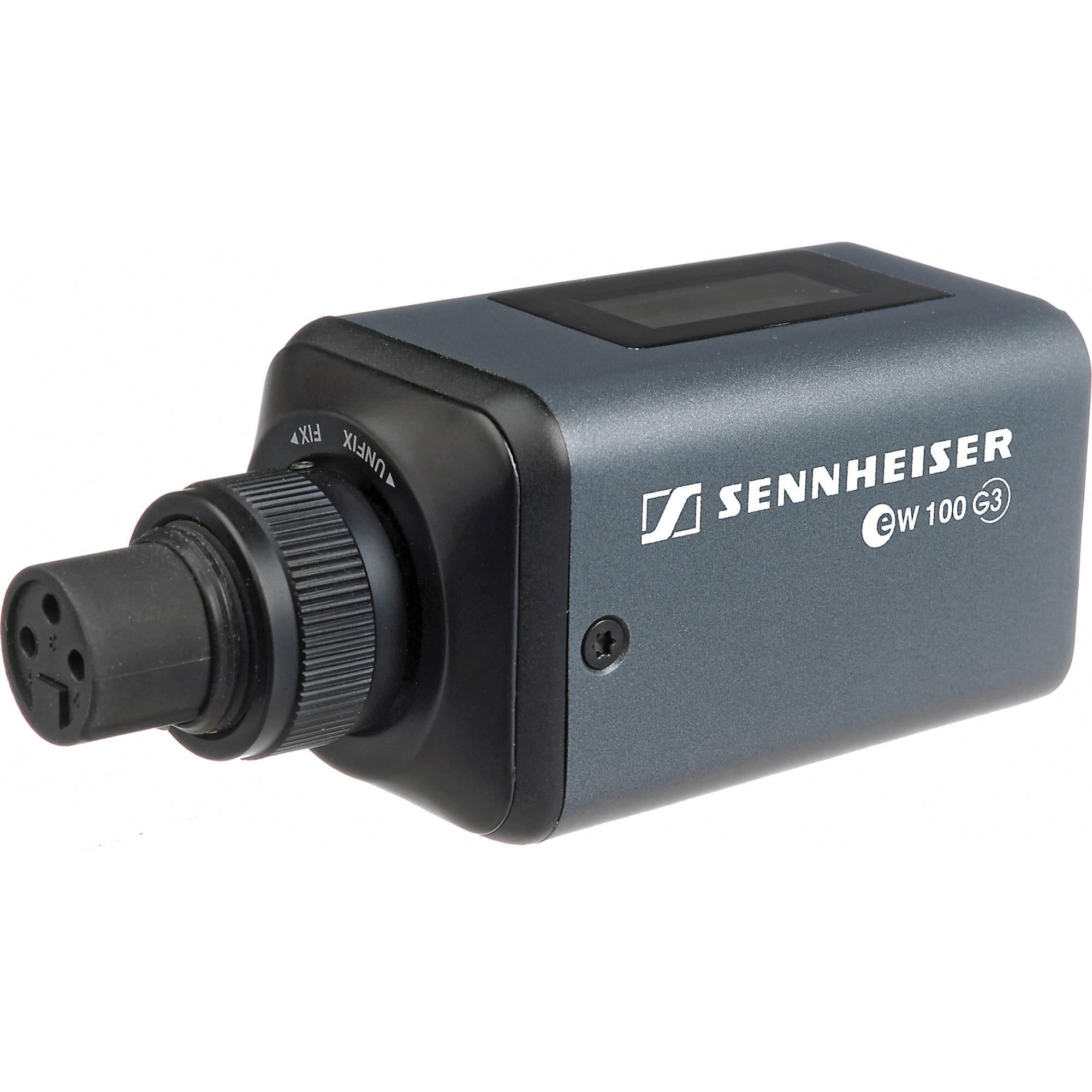 sennheiser skp 100 g3 plug on transmitter for dynamic skp100g3 g. Black Bedroom Furniture Sets. Home Design Ideas