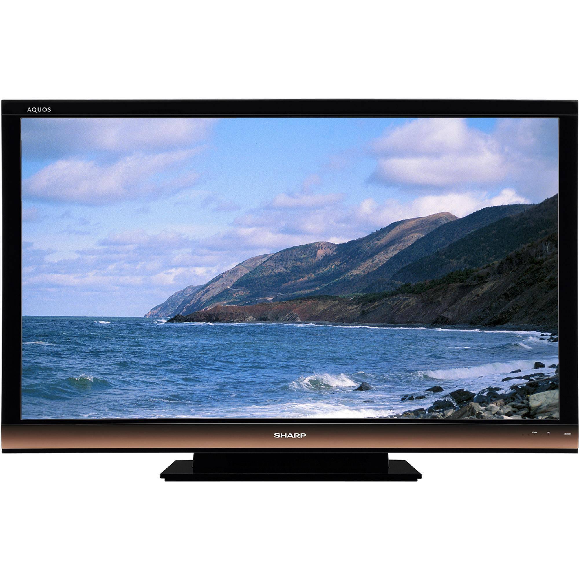 Sharp LC 60E77UN 60 AQUOS LCD TV