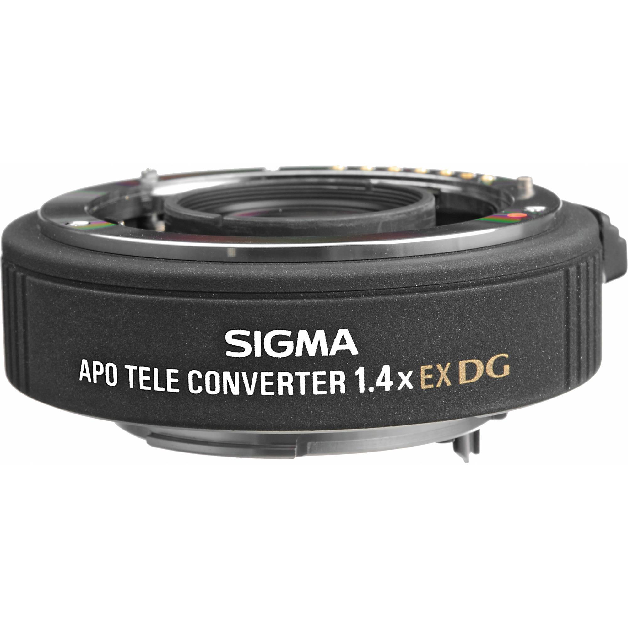 SIGMA EX APO TELECONVERTER 1.4X DG PER CANON …