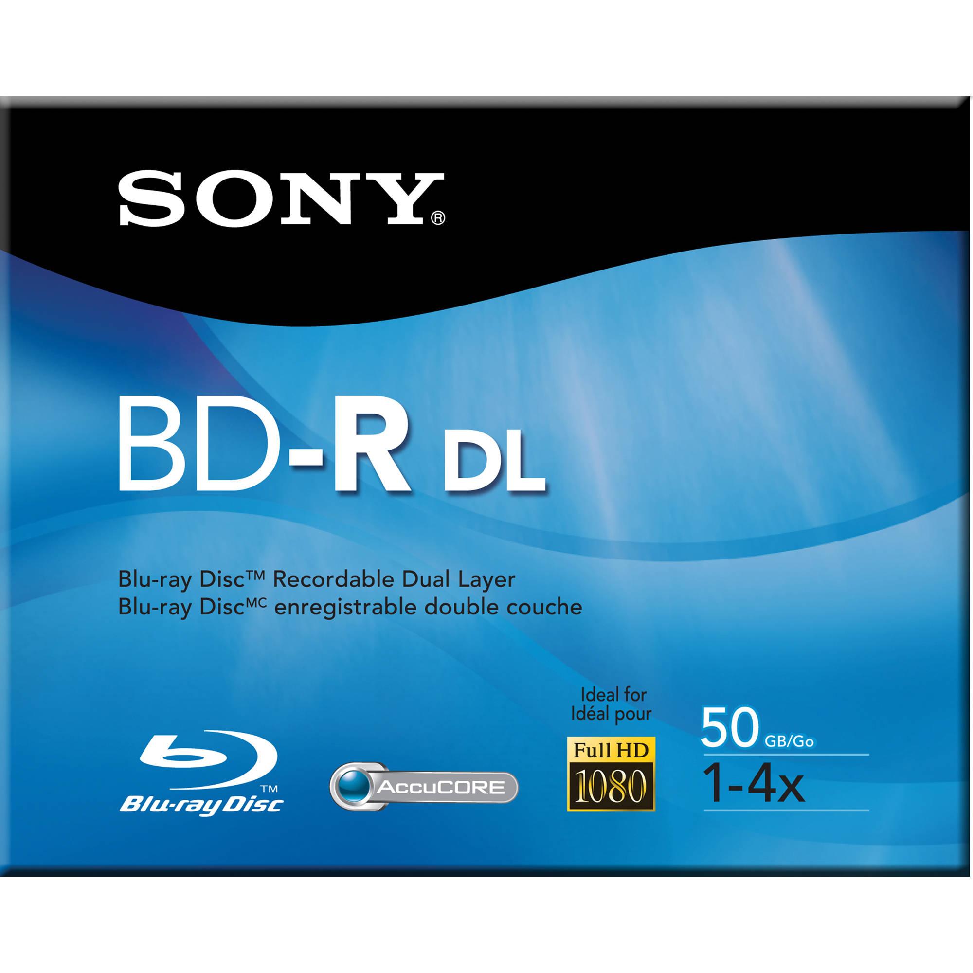 Sony 50gb Bd