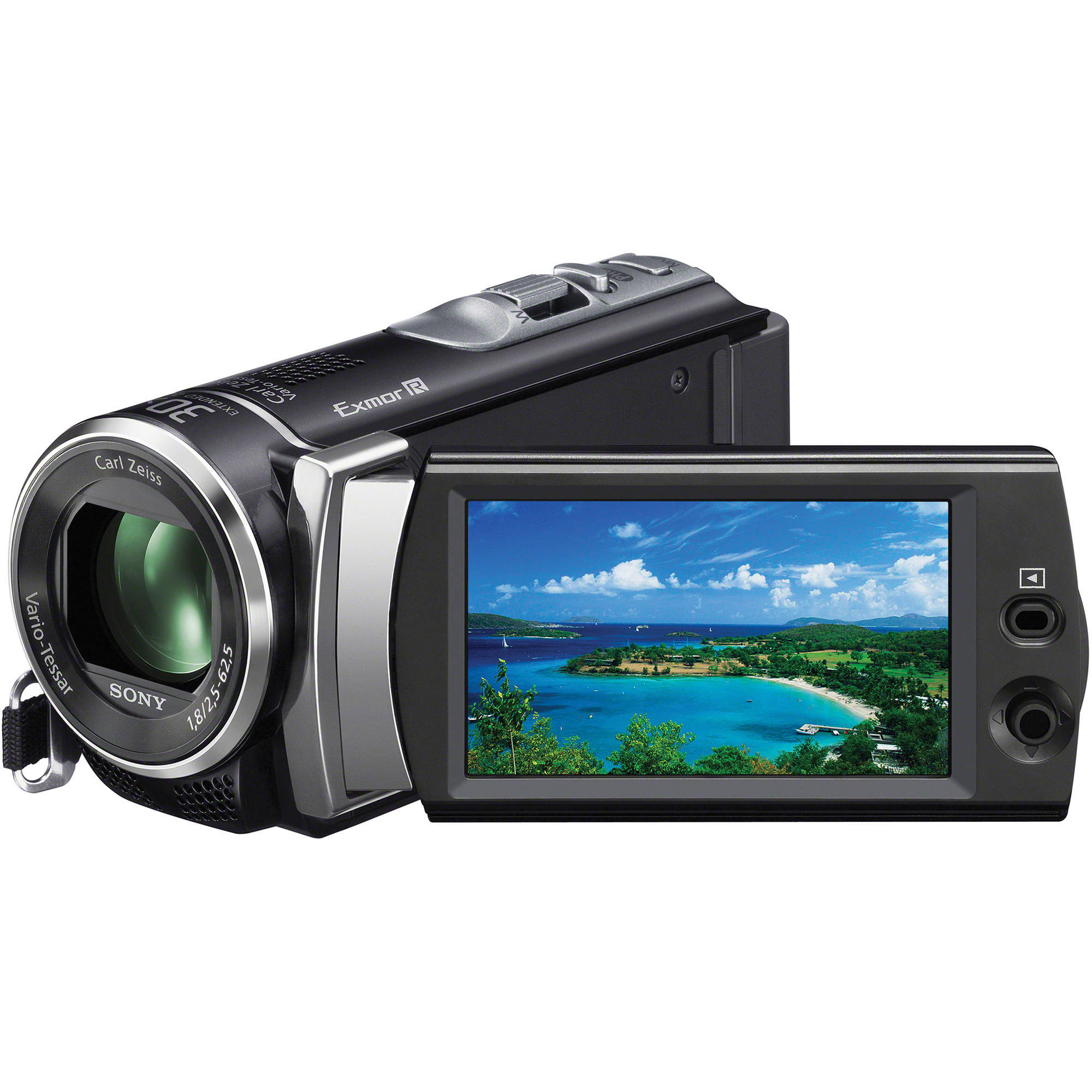 sony hdr cx190 high definition handycam camcorder hdrcx190 b b h rh bhphotovideo com Amazon Sony HDR CX190 Sony HDR CX190 User Manual