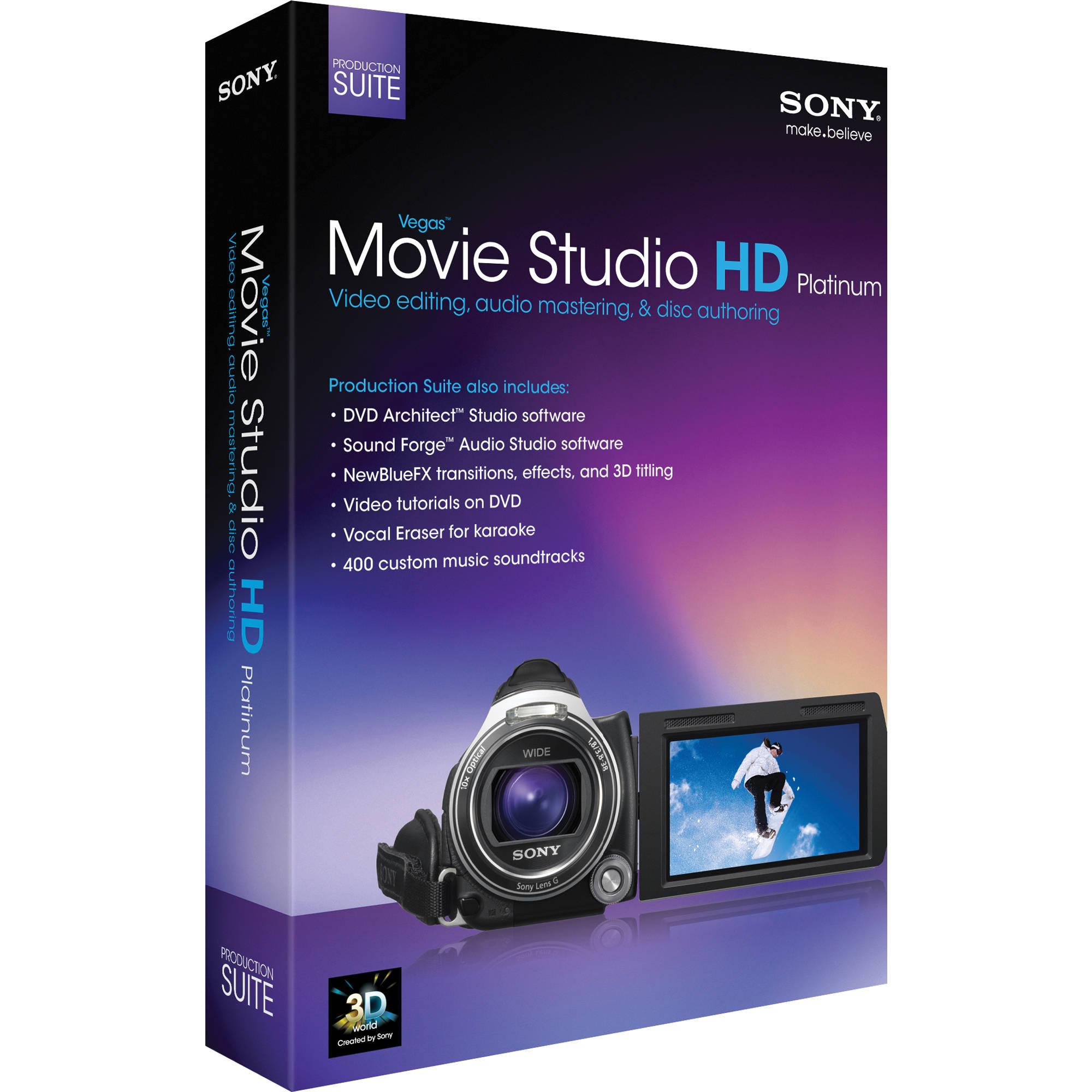 vegas movie studio hd platinum 11 0 keygen