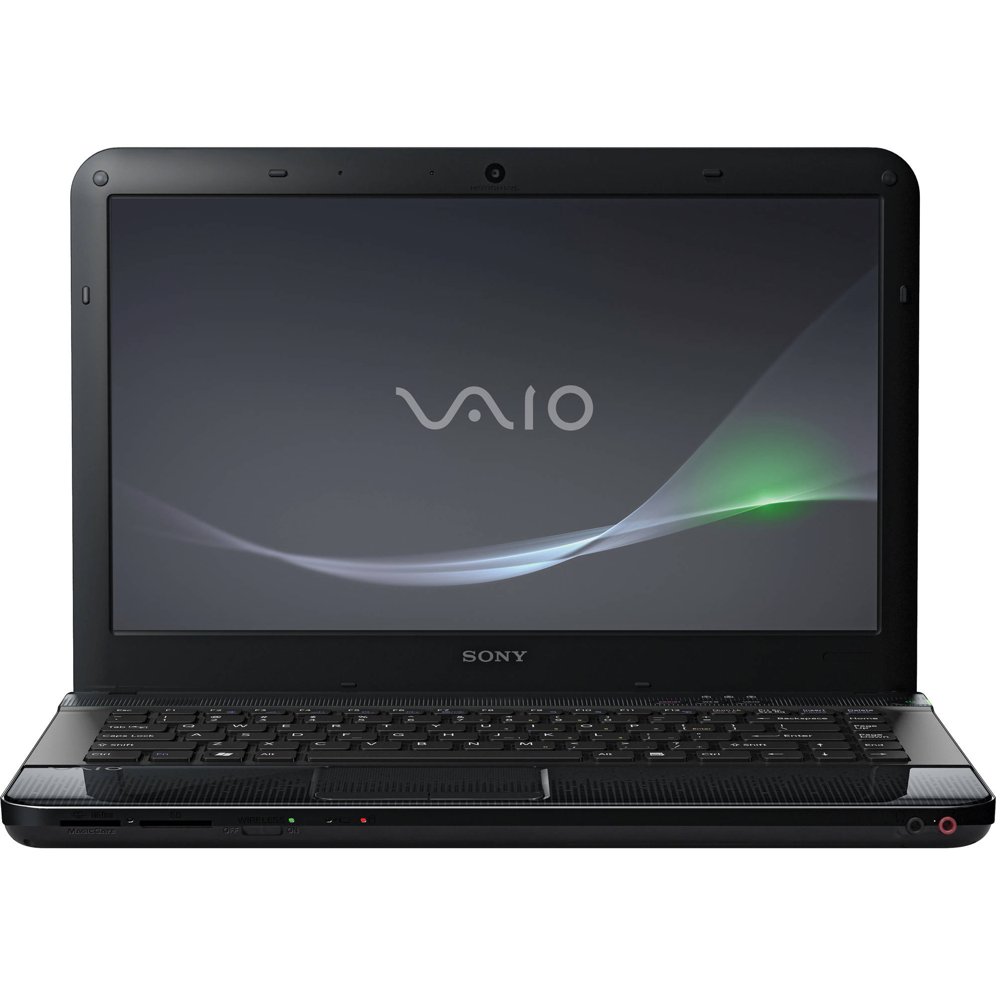 Sony Vaio VPCEL22FX Shared Library Linux