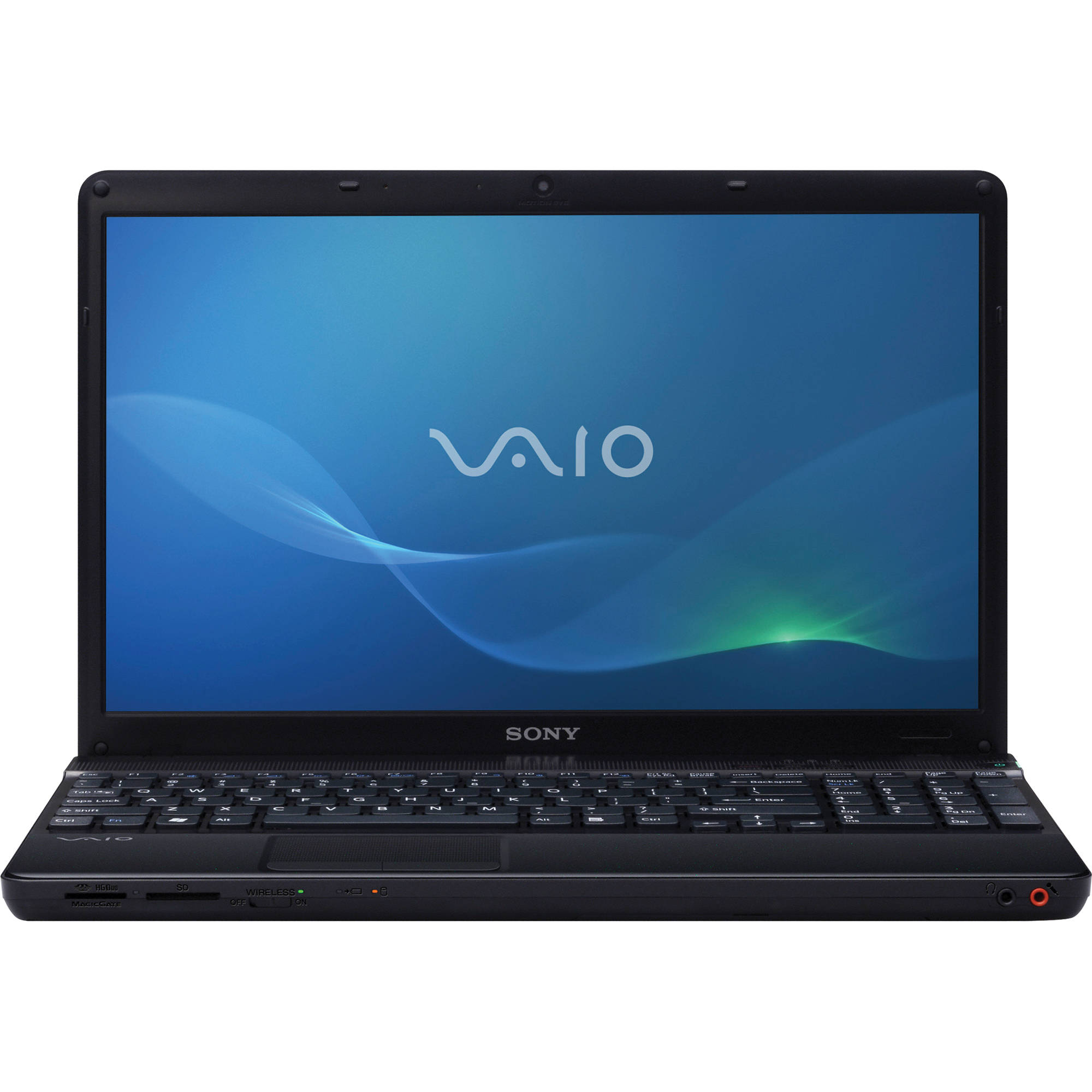 Sony Vaio VPCEG26FX/L Smart Network Mac