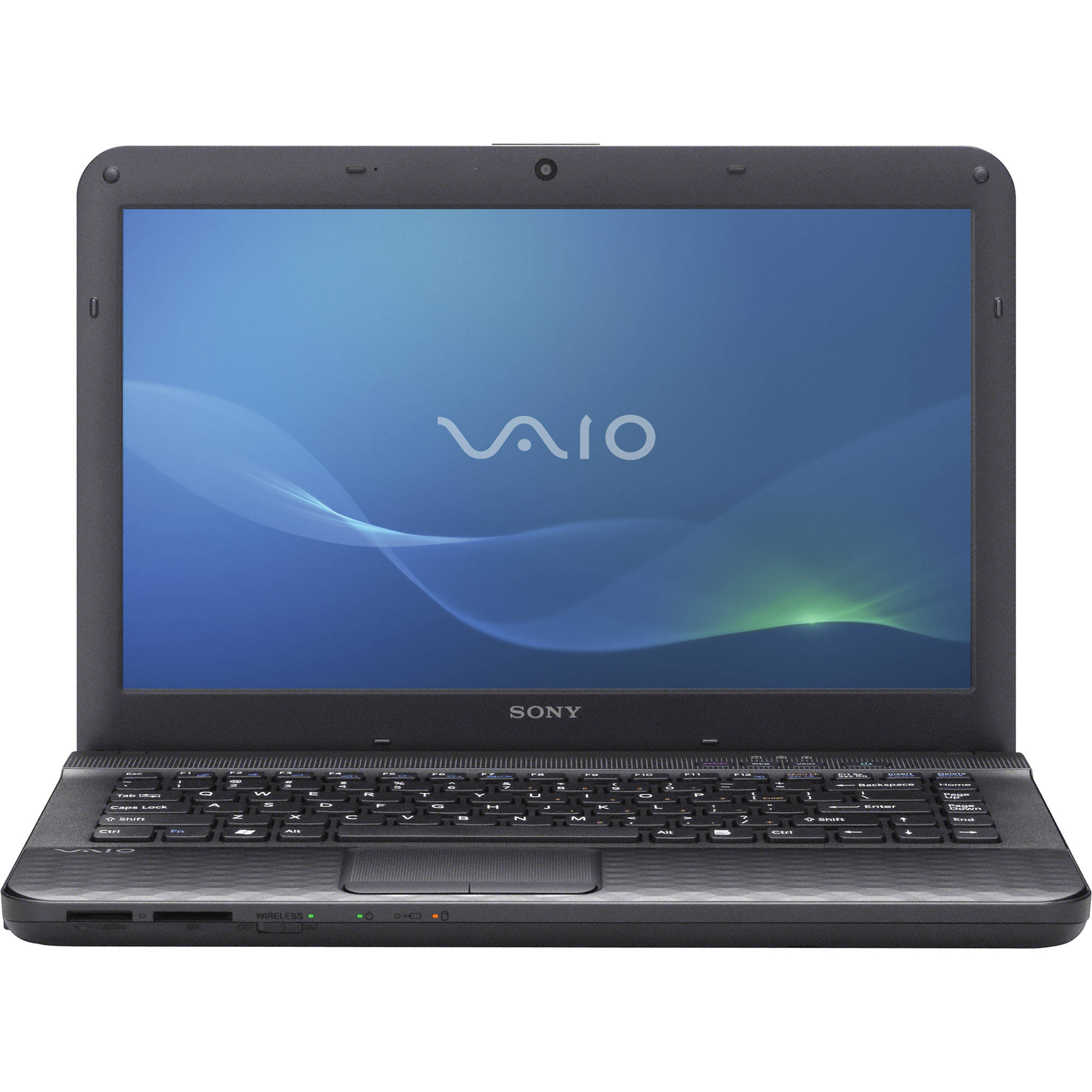 Sony Vaio VPCEG18FX Camera Vista