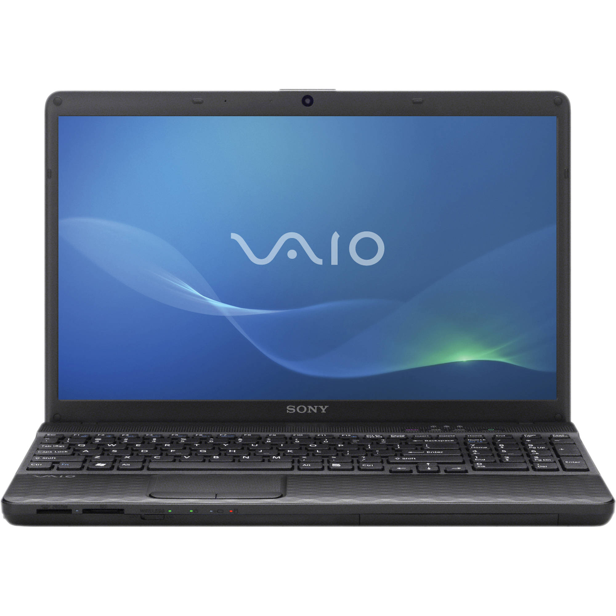 Sony Vaio VPCEL13FX/B Windows 7