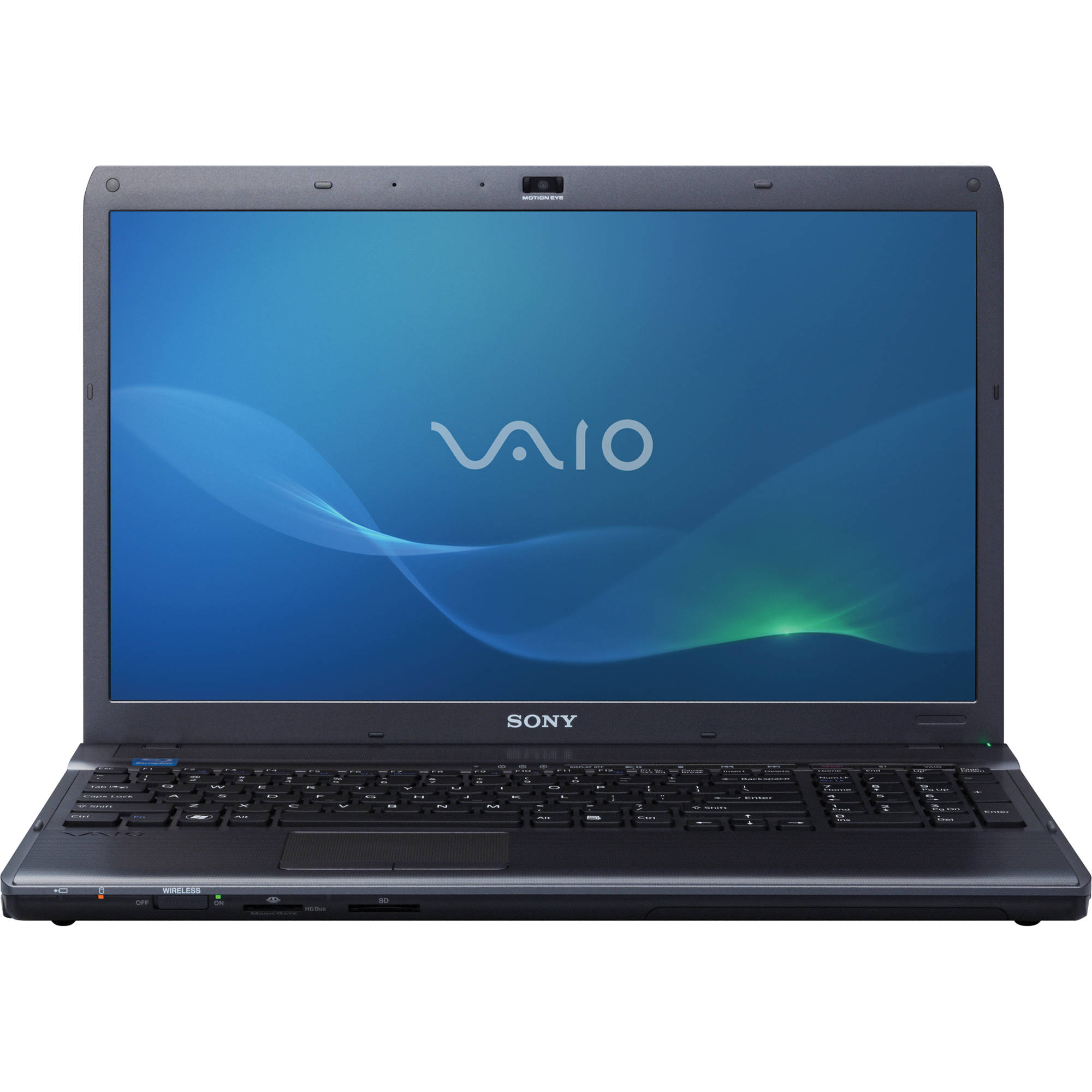Drivers: Sony Vaio VPCF11KFX TouchPad Settings