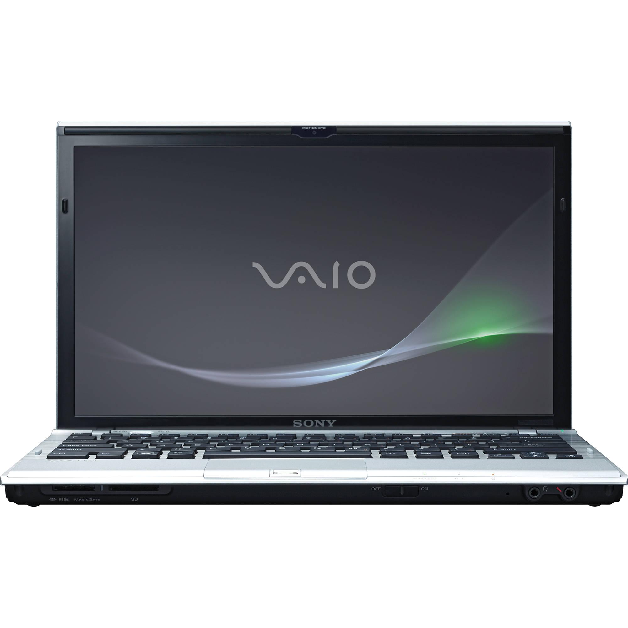 Sony Vaio VPCZ122GX/S Intel Graphics Drivers Windows XP