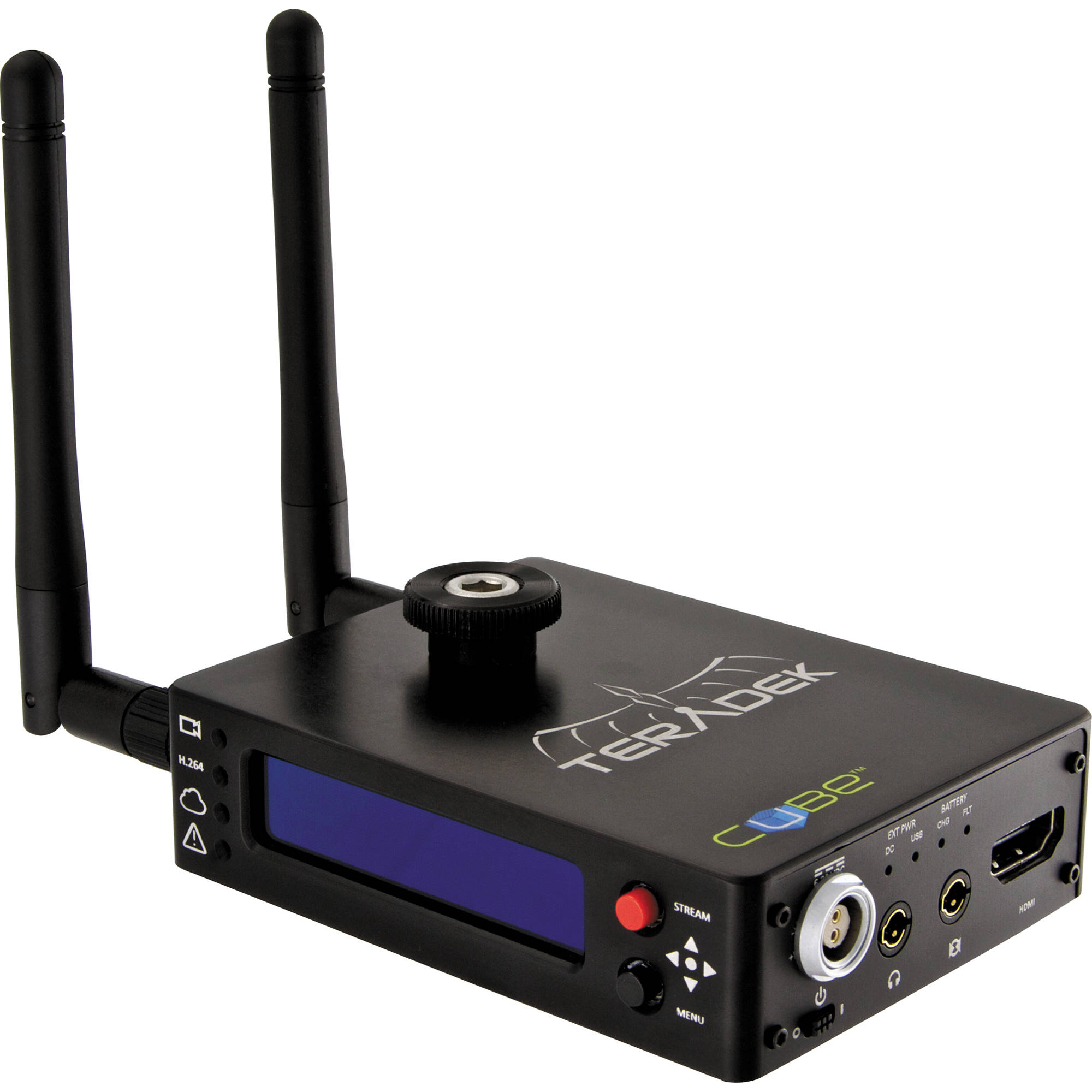 teradek cube 255 hdmi encoder with wifi 10 0255 b h photo video. Black Bedroom Furniture Sets. Home Design Ideas