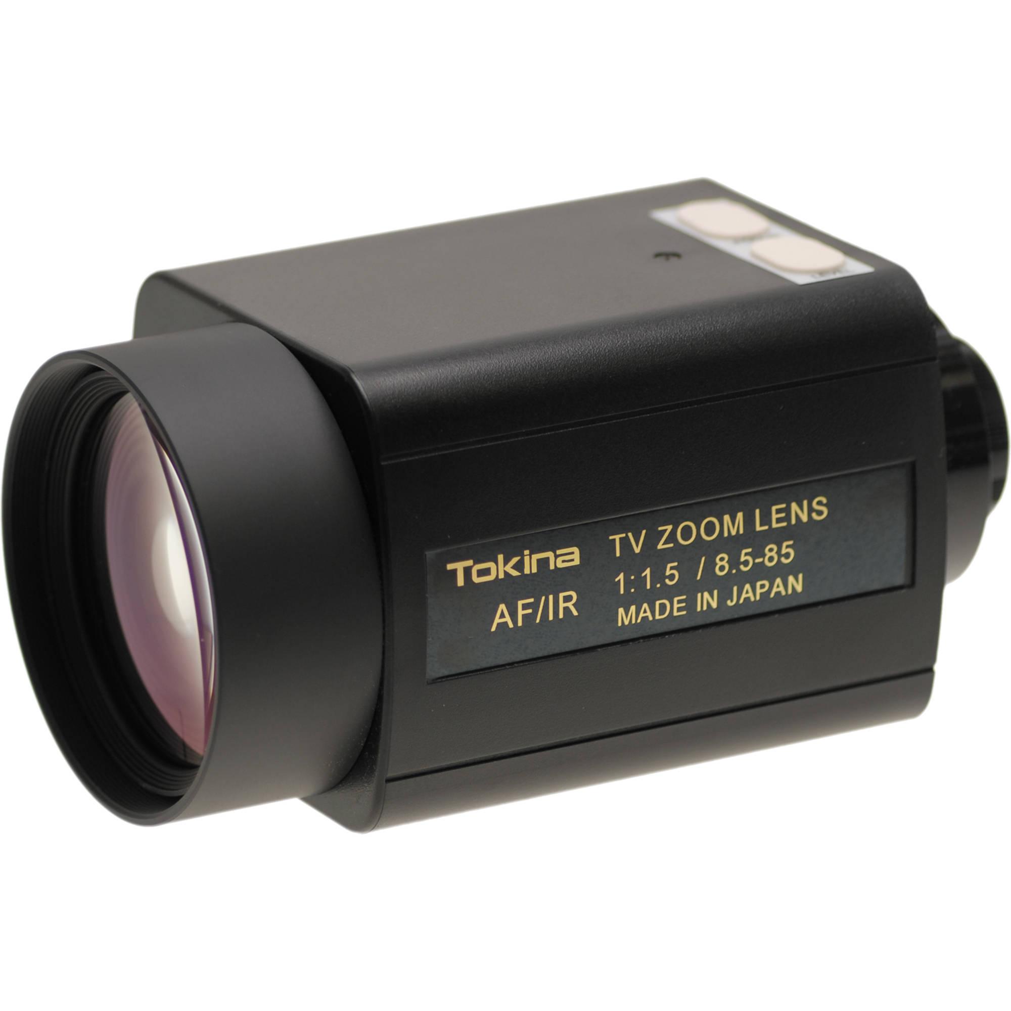 Tokina Tm10z8515n Ir 1 2 Motorized Zoom Lens Tm10z8515n Ir