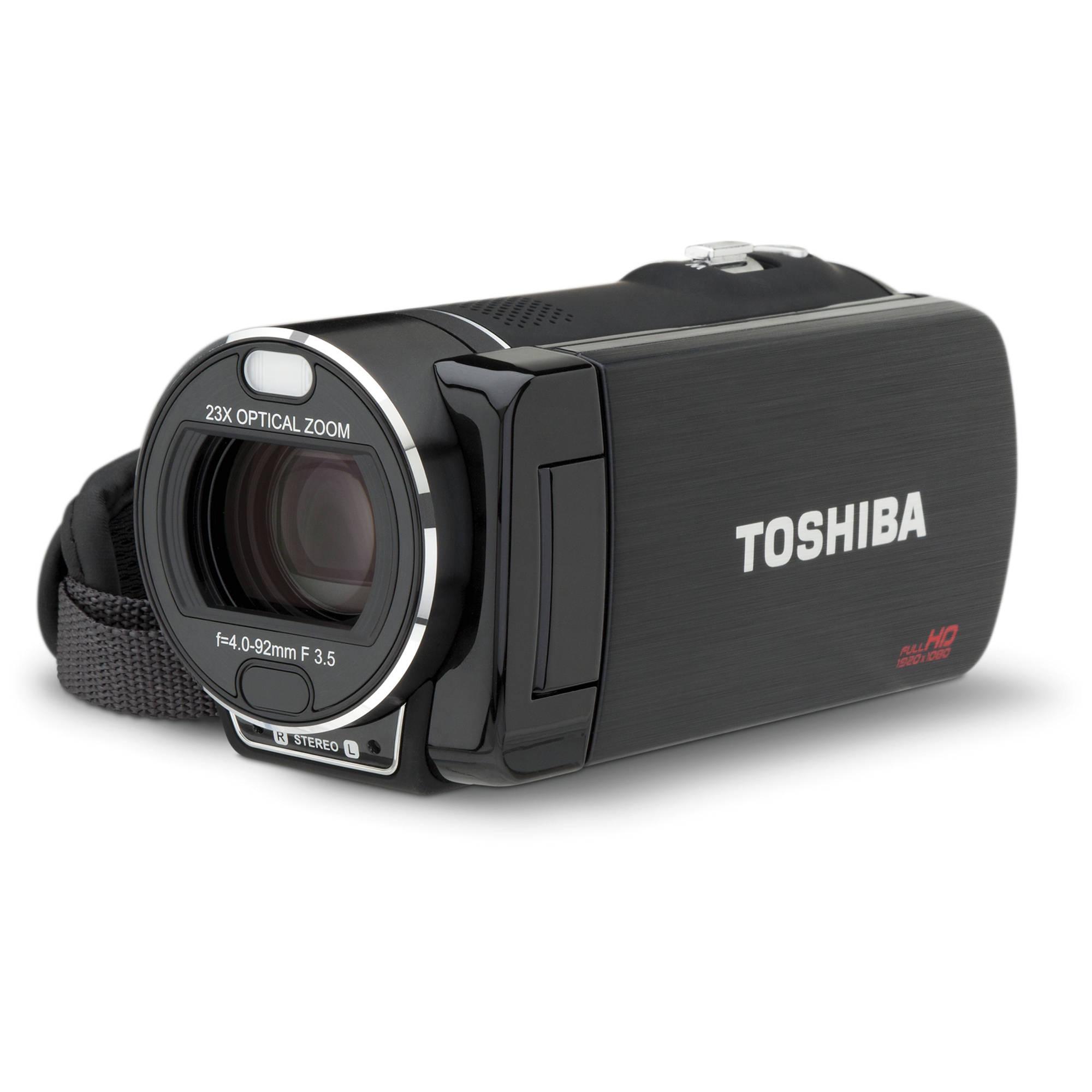 toshiba camileo x400 1080p hd camcorder pa3974u 1c0k b h photo rh bhphotovideo com Toshiba Camileo X100 Toshiba Camileo X100