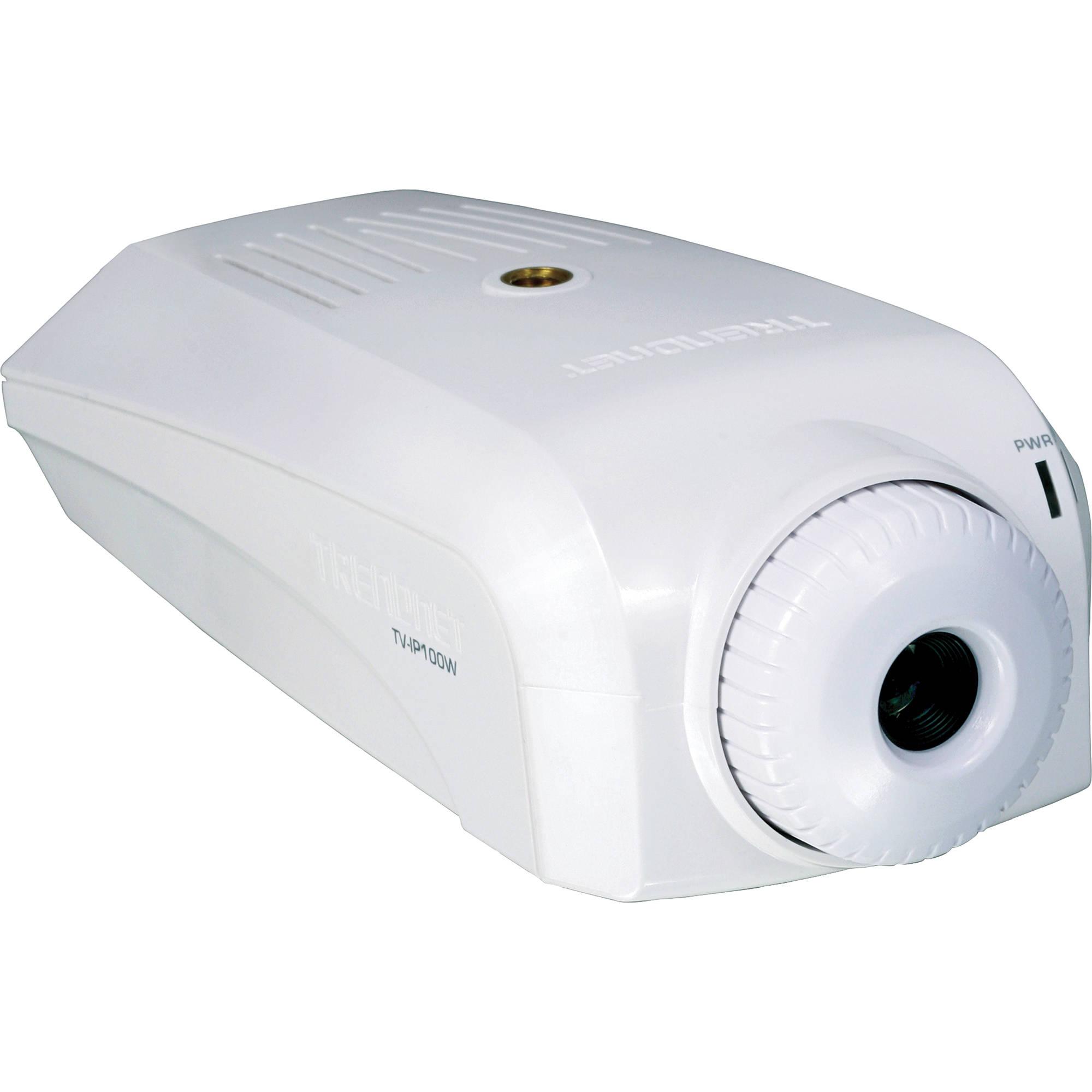 TRENDnet TV-IP100 Internet Camera Server Driver PC