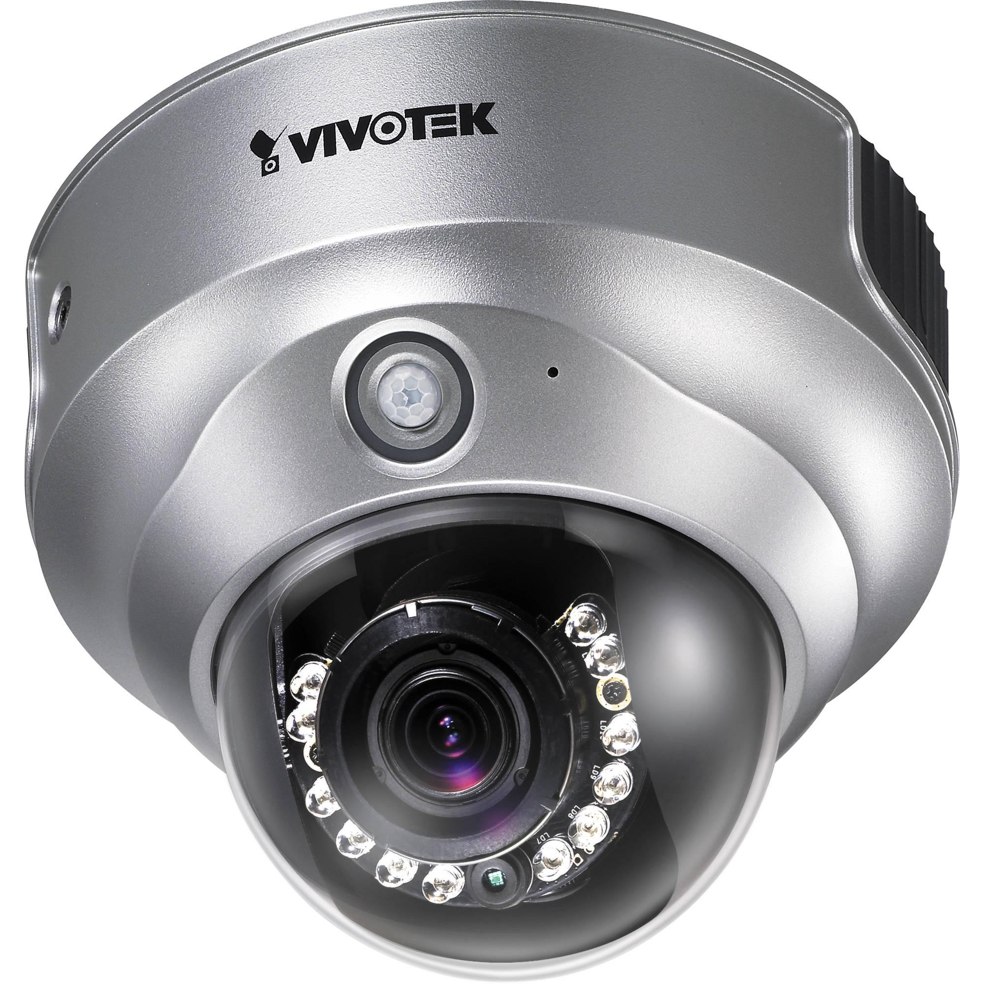 Vivotek FD8161 Fixed Dome Network Camera (2 MP, H.264) FD8161