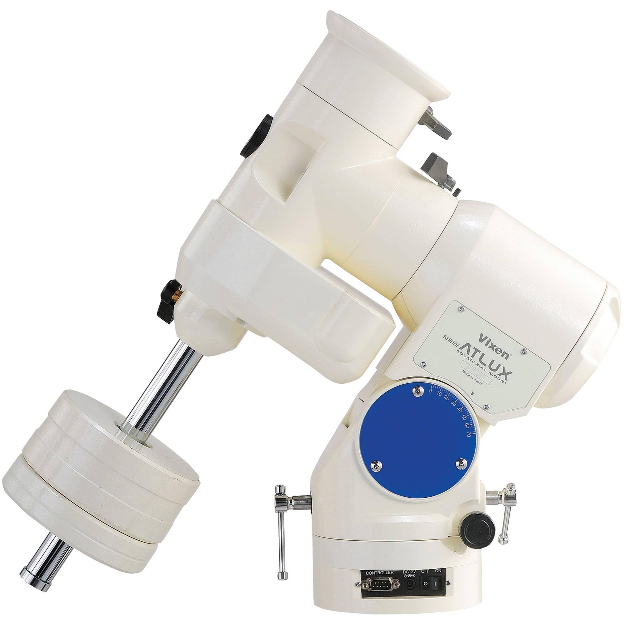 Vixen Optics Atlux Motorized Equatorial Telescope Mount