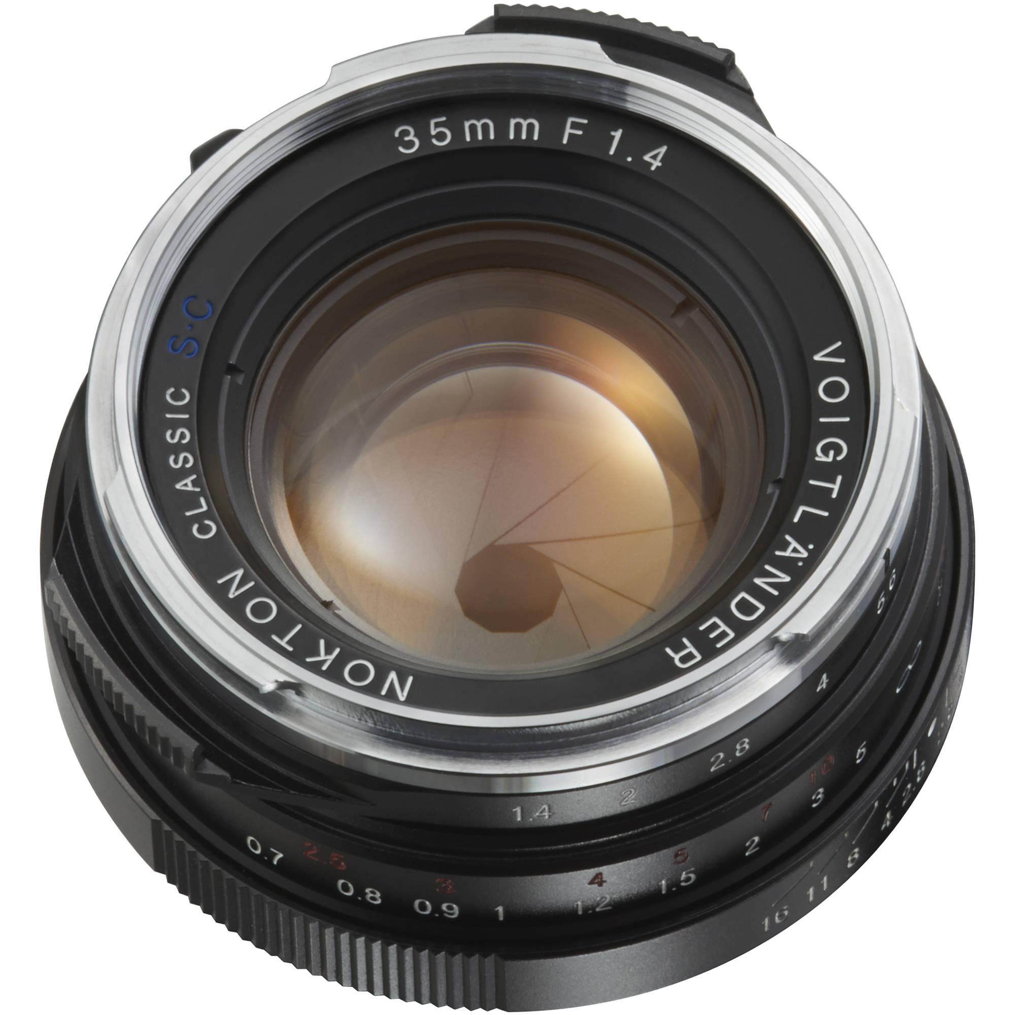 Voigtlander VM Nokton 40mm f/1.4 SC : Caratteristiche e ...
