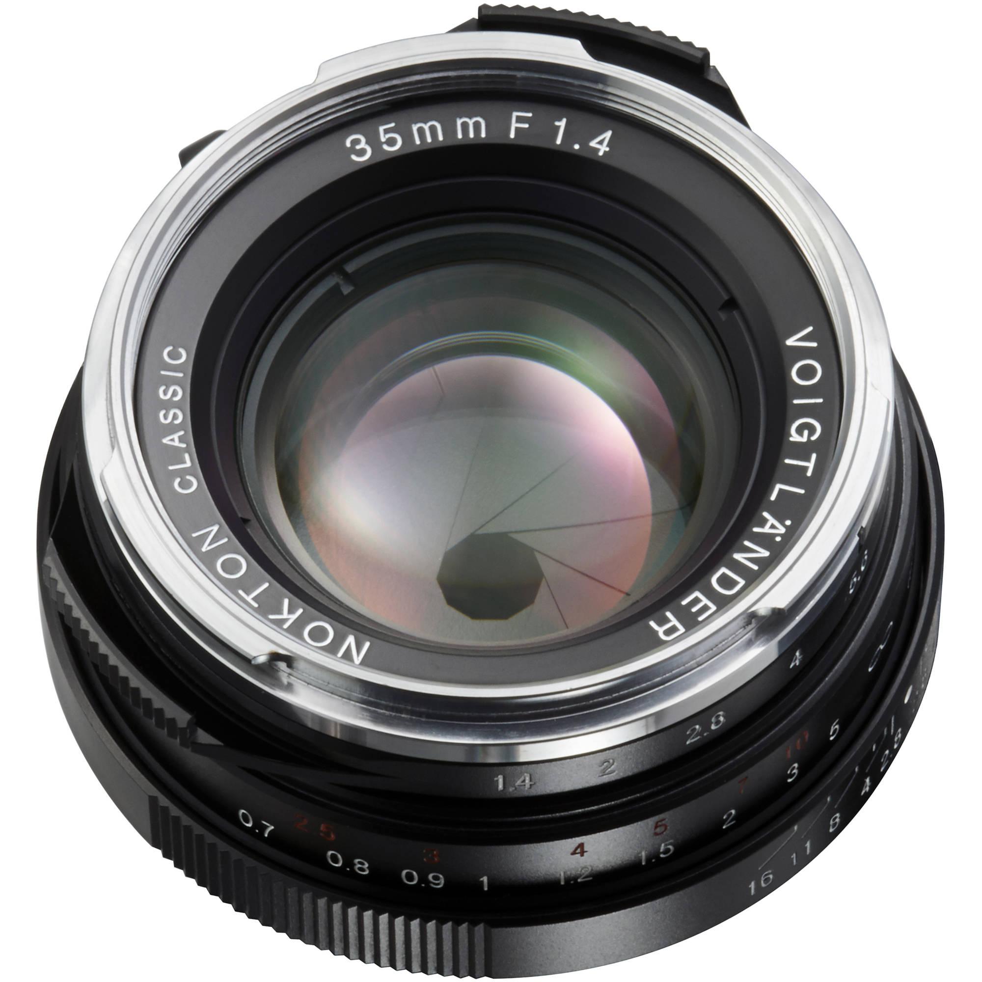 Voigtlander 35mm f1 nokton 【 OFFERTES Giugno 】 | Clasf