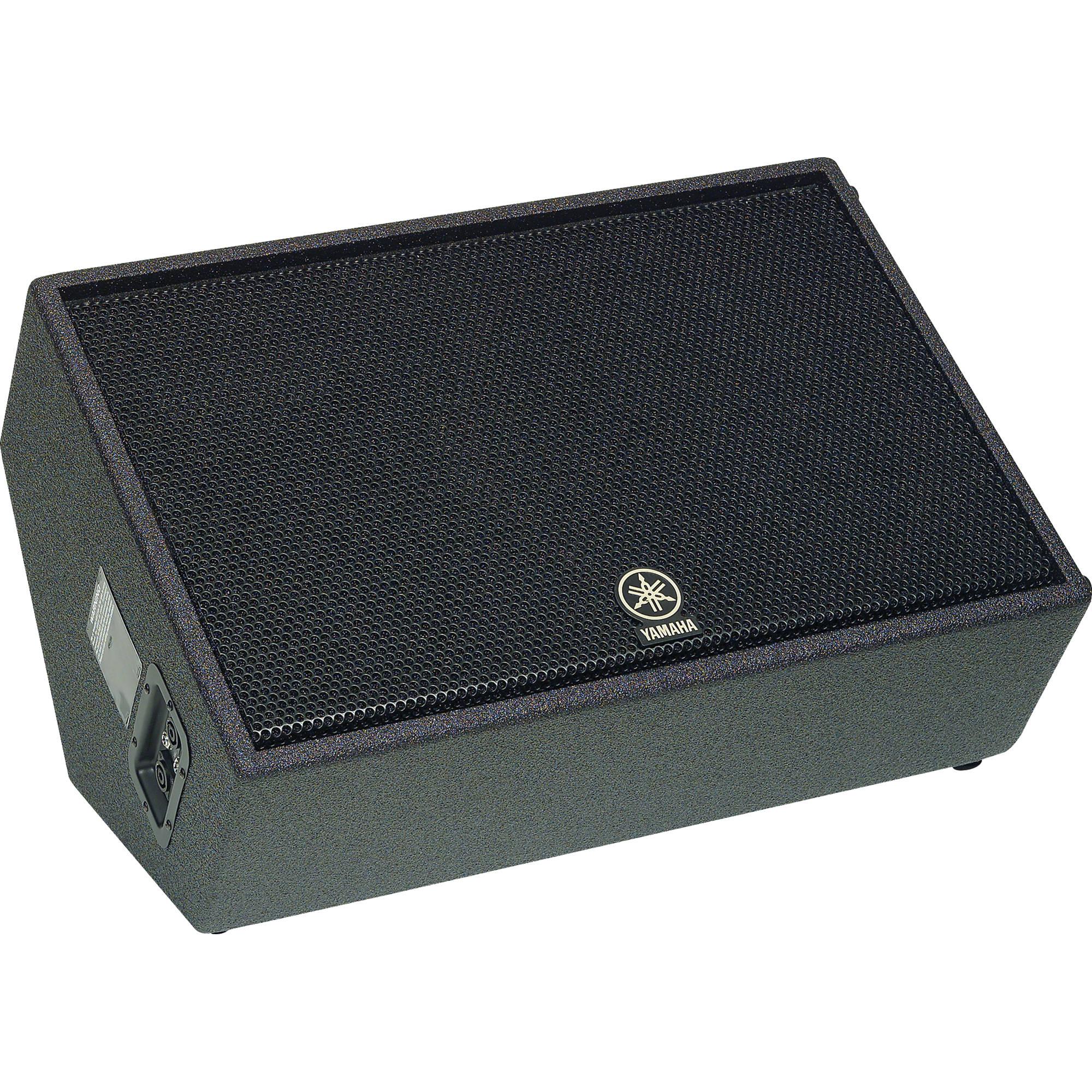 yamaha cm15v 15 2 way 500 watt p a floor monitor cm15v. Black Bedroom Furniture Sets. Home Design Ideas