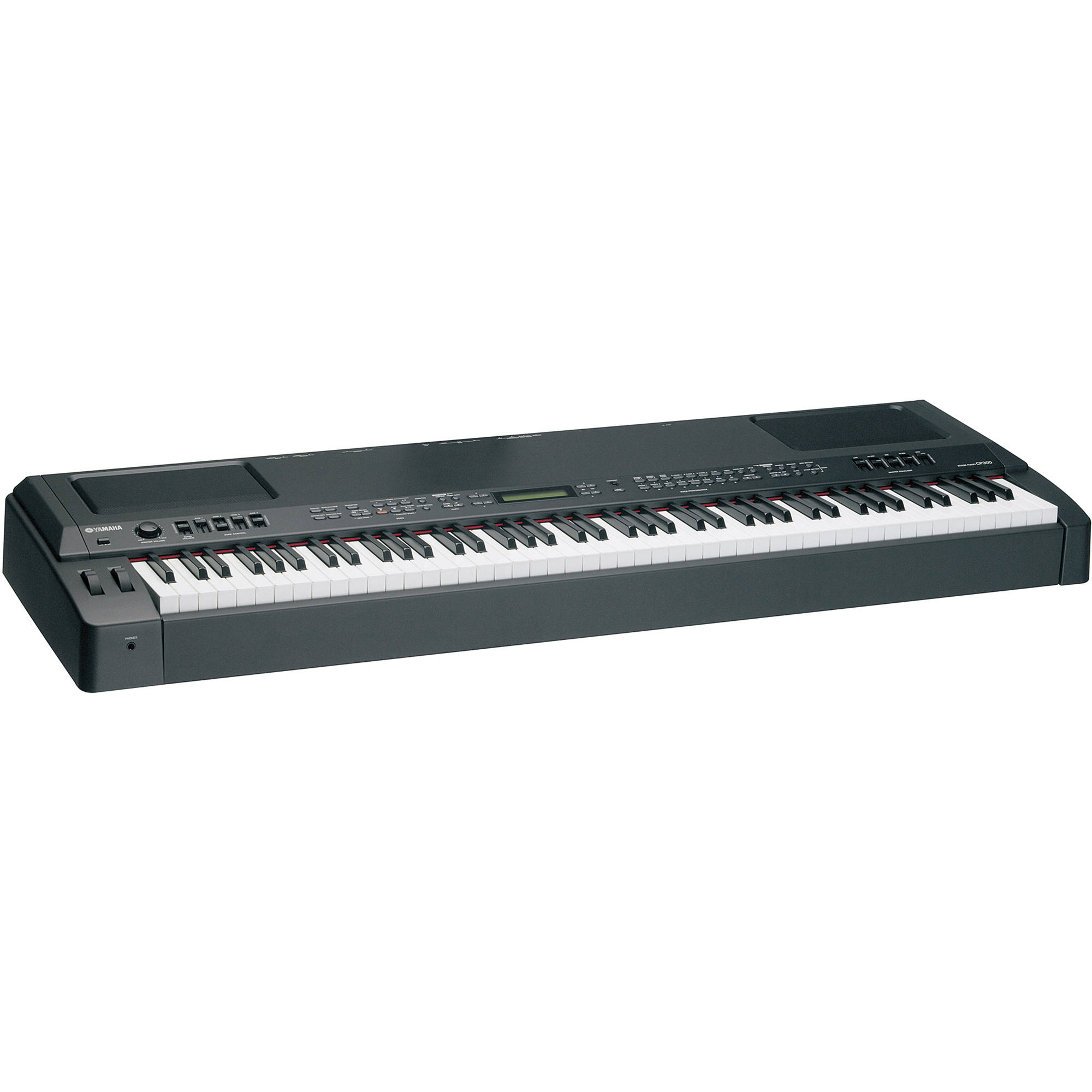 yamaha cp300 professional 88 key stage piano cp300 b h photo. Black Bedroom Furniture Sets. Home Design Ideas