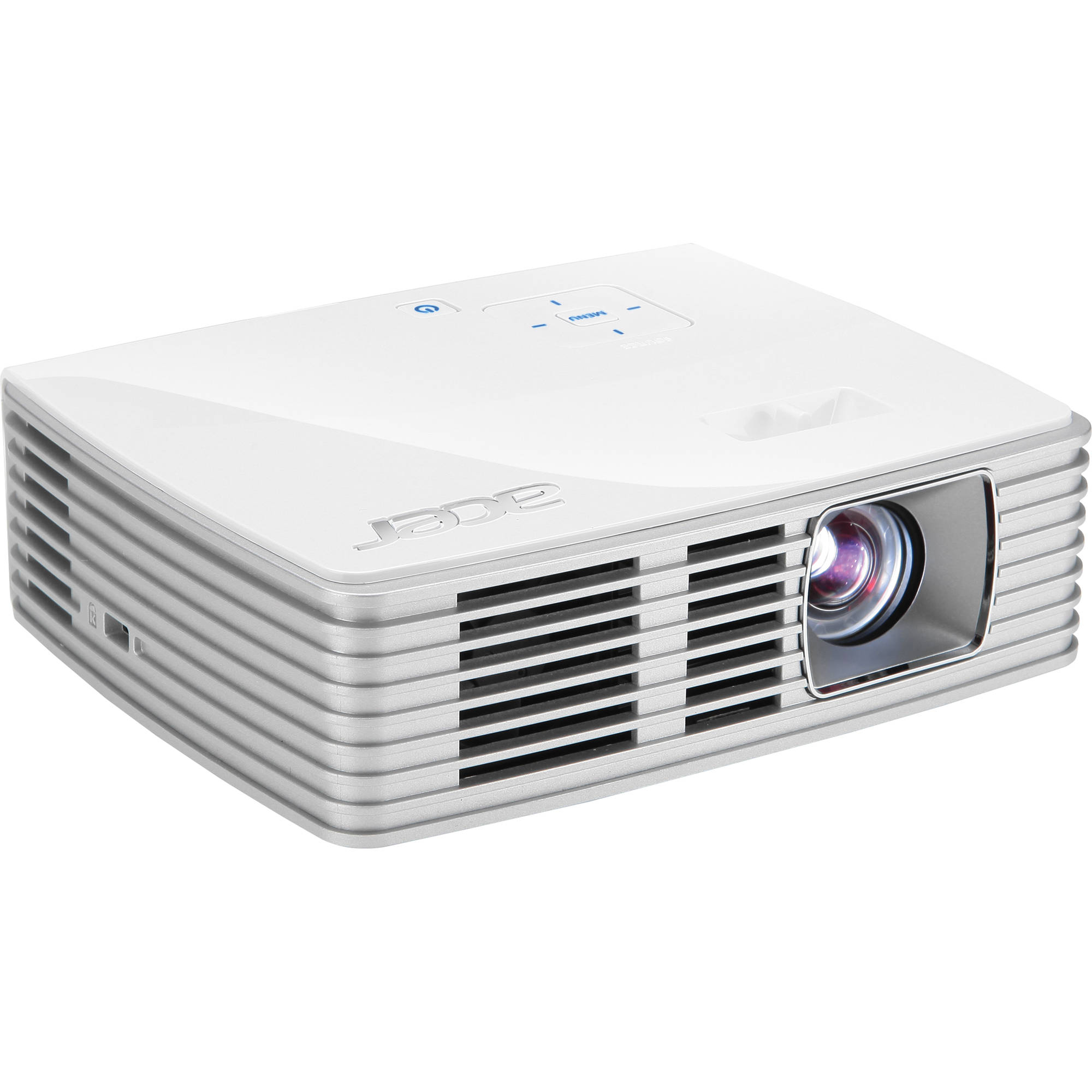 Acer k132 wxga led dlp portable projector mr b h for Dlp portable projector