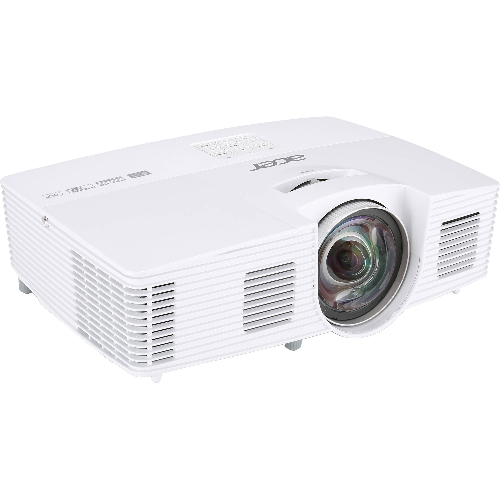 acer h6517st 3000 lumen 1080p short throw dlp 3d mr jla11 009 rh bhphotovideo com acer projector manual p6500 acer projector manual p6500