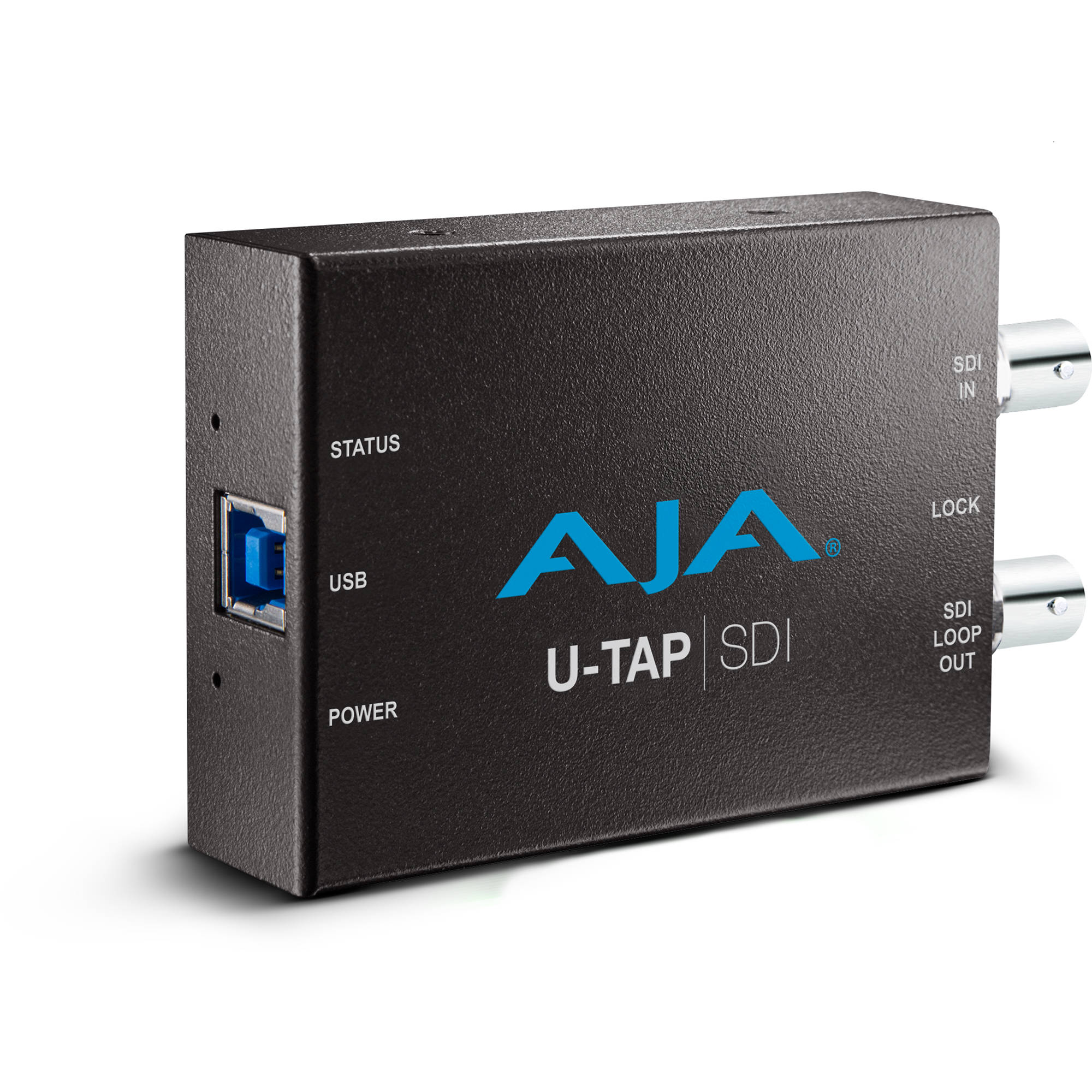 AJA U-TAP USB 3.1 Gen 1 Powered SDI Capture Device U-TAP-SDI B&H