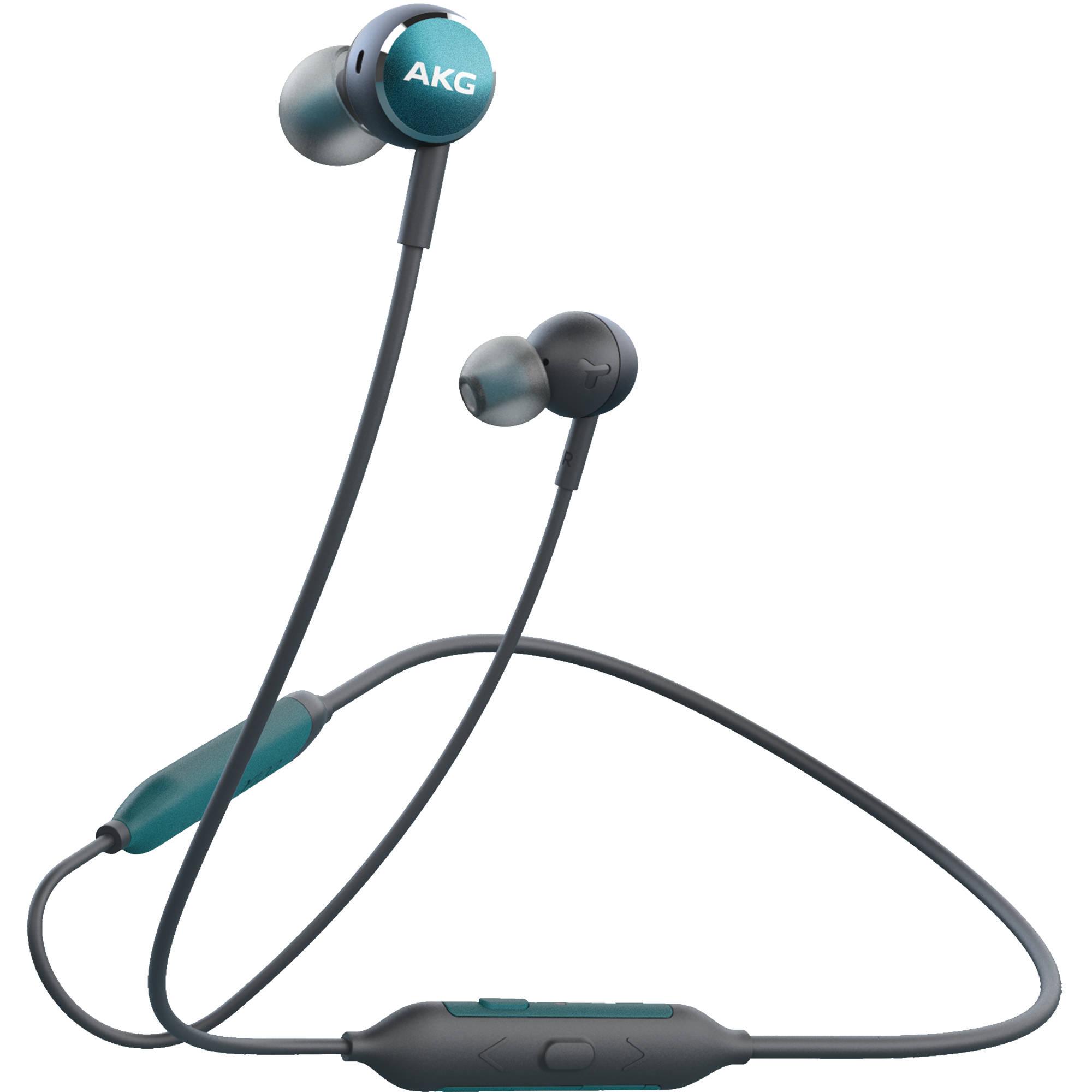 akg y100 wireless in ear headphones green gp y100hahhbab b h. Black Bedroom Furniture Sets. Home Design Ideas