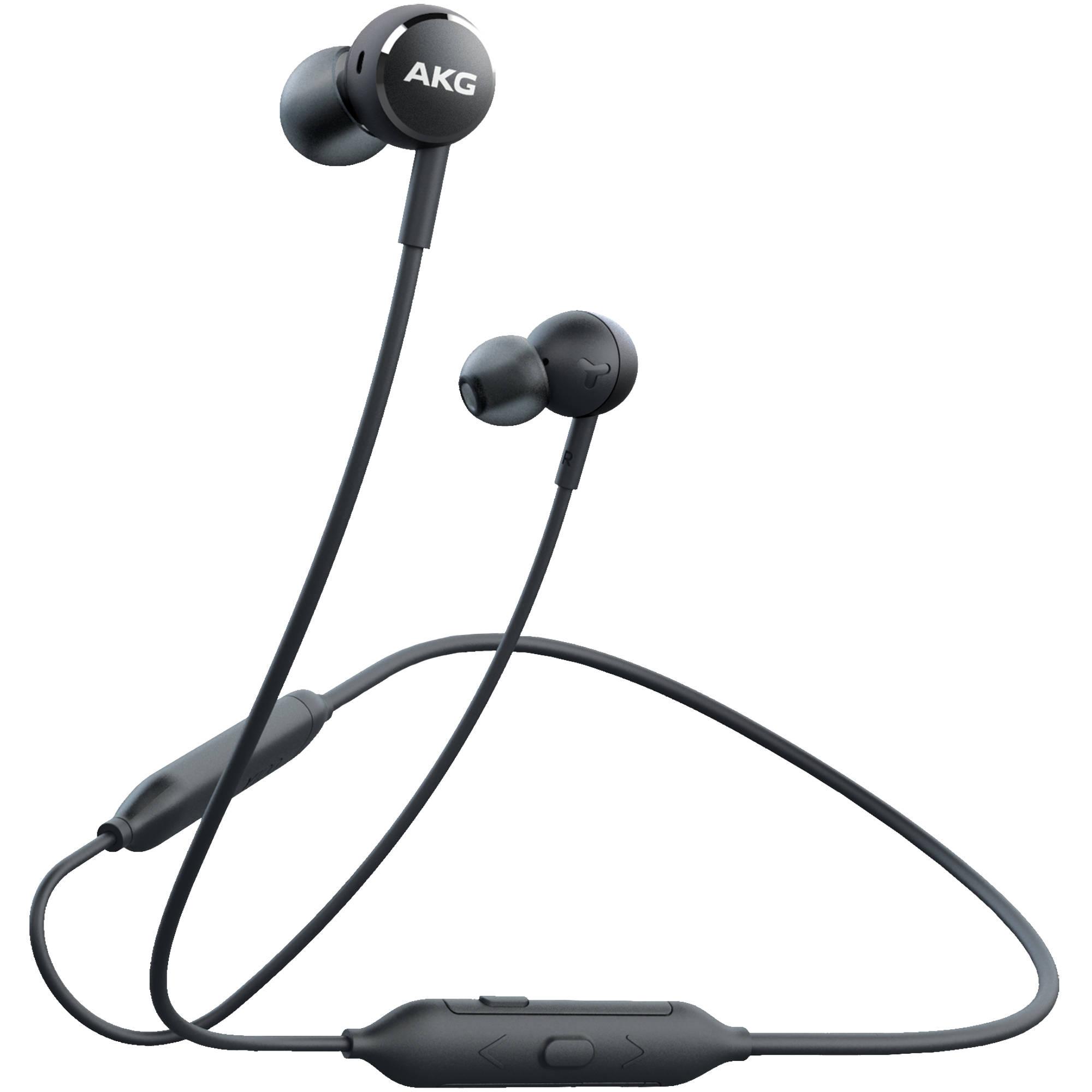 akg y100 wireless in ear headphones black gp y100hahhbad b h. Black Bedroom Furniture Sets. Home Design Ideas