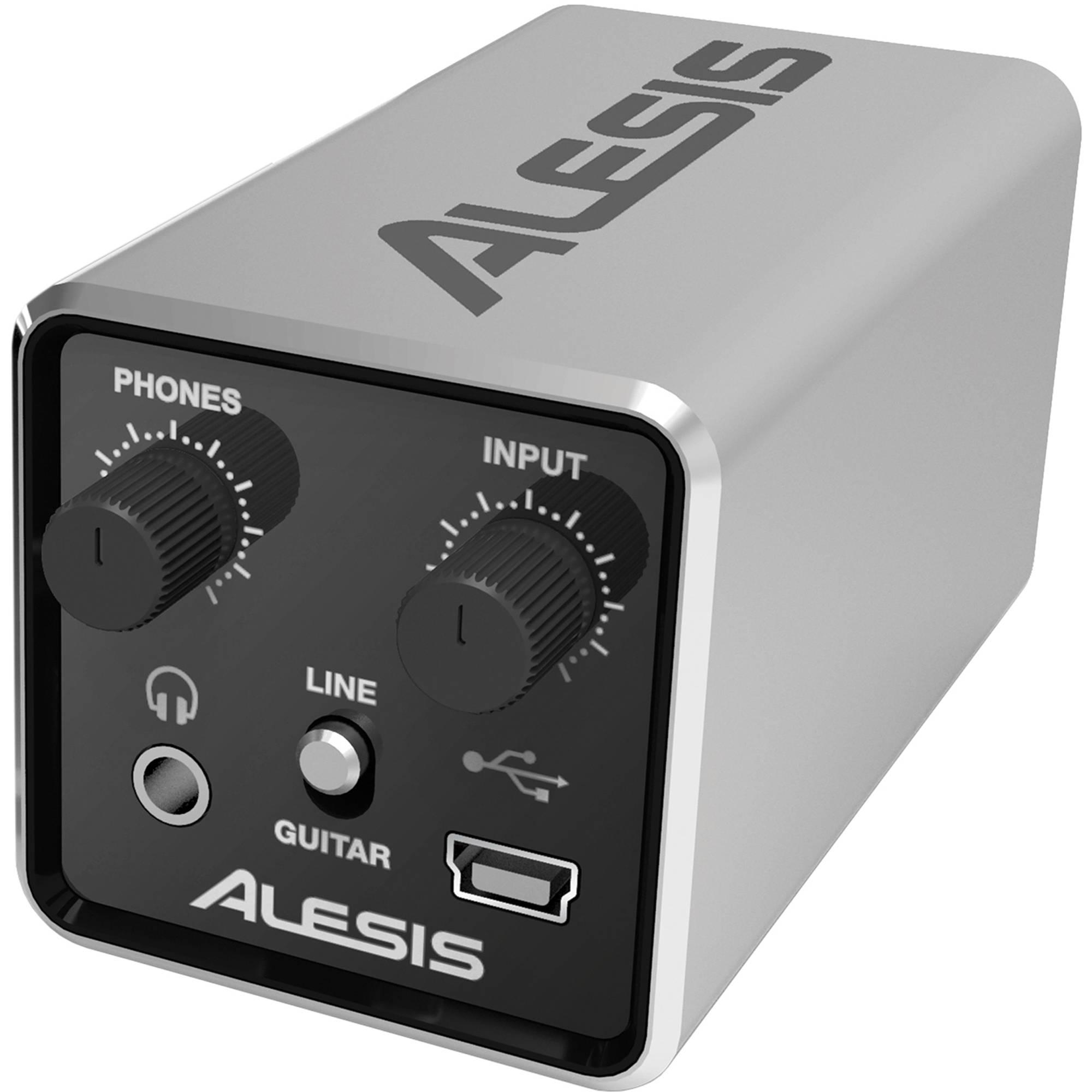 Alesis Core 1 24 Bit Inline Usb Audio Interface Bh Photo Relay Switch Box