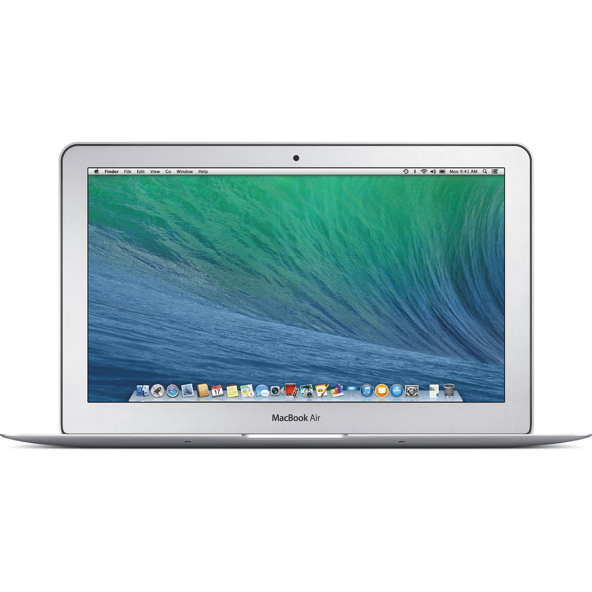 Apple 11 6 Quot Macbook Air Notebook Computer Md711ll B B Amp H