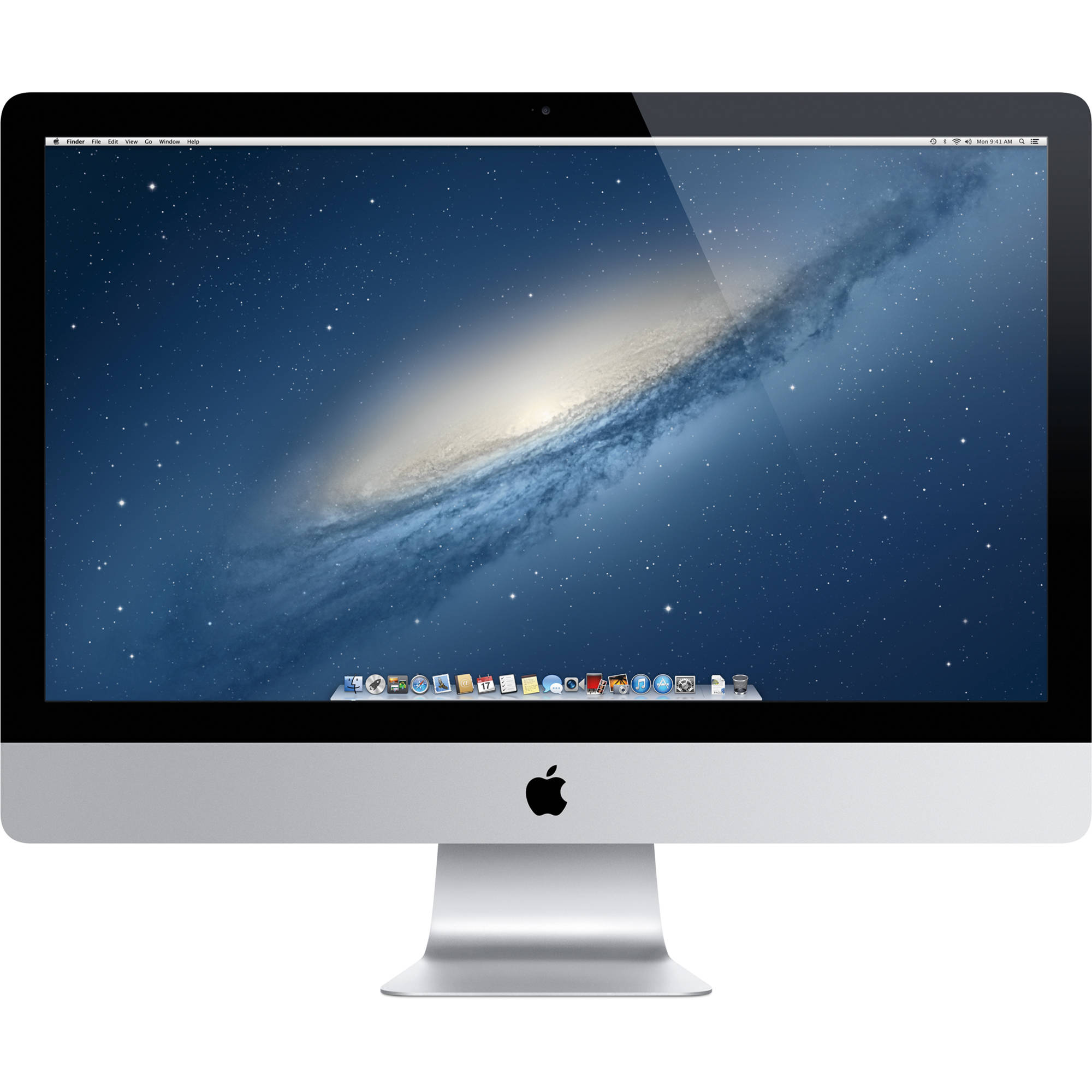 "used apple 27"" imac desktop computer (late 2013) me088ll/a"