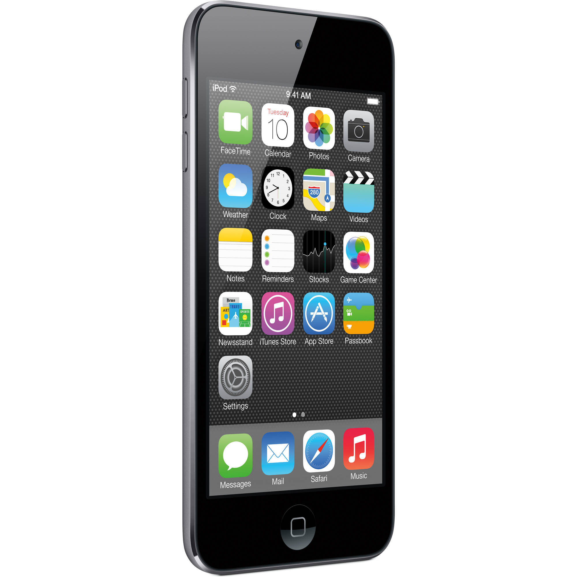 apple 32gb ipod touch space gray 5th generation me978ll a rh bhphotovideo com iPod Touch 4 Gen iPod Touch Gen 3