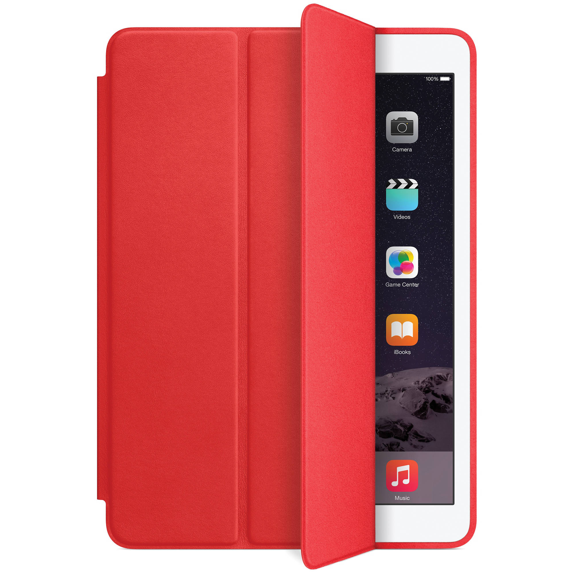 Apple Ipad Air 2 Smart Cover : apple smart case for ipad air 2 red mgtw2zm a b h photo video ~ Hamham.info Haus und Dekorationen