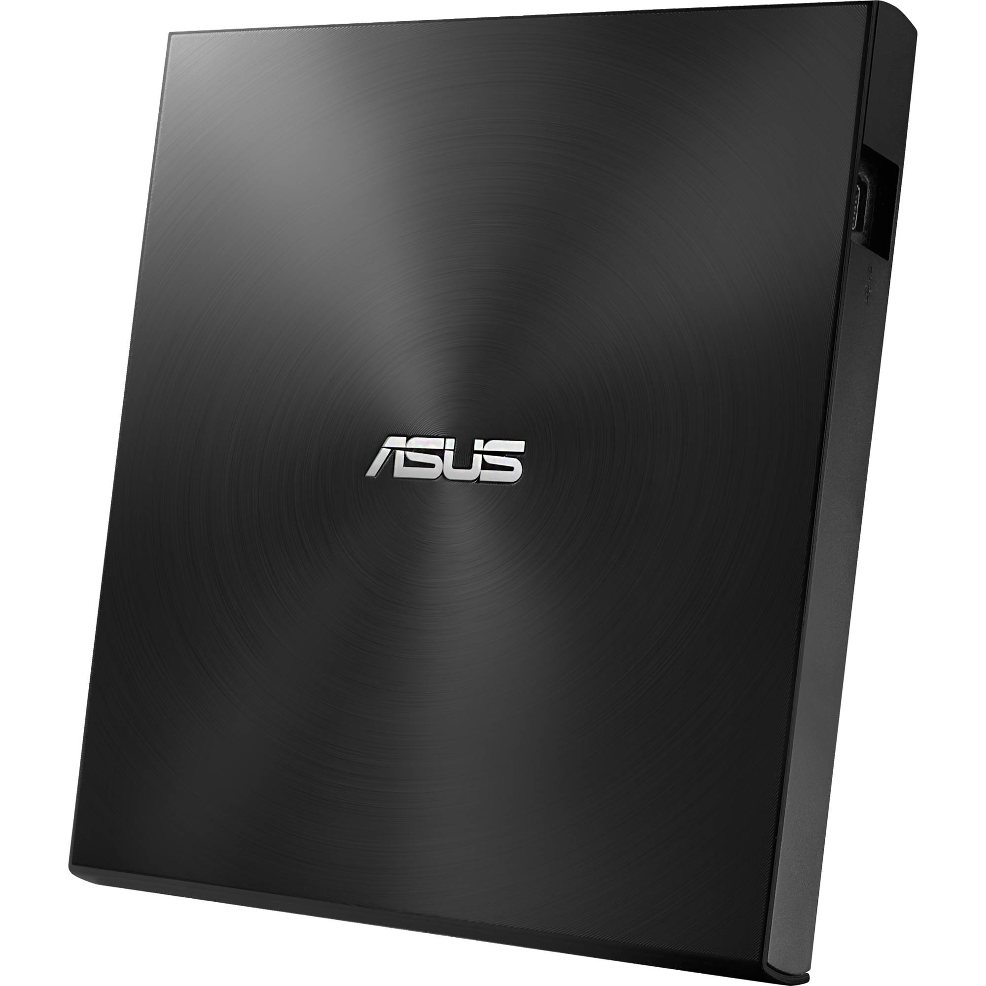 ASUS ZenDrive U7M External Ultra-Slim DVD SDRW-08U7M-U/BLK ...