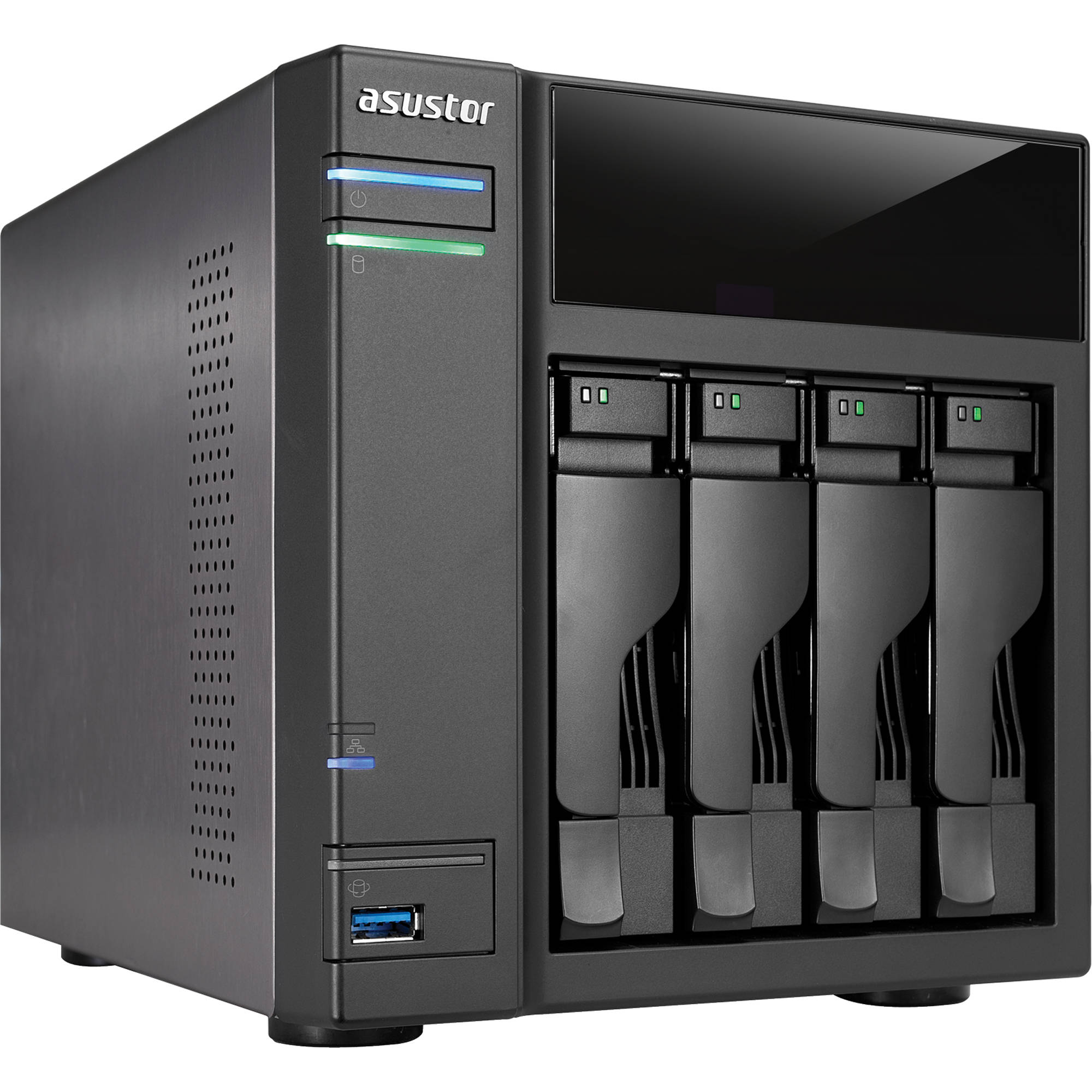 Asustor As 204te Data Storage Server