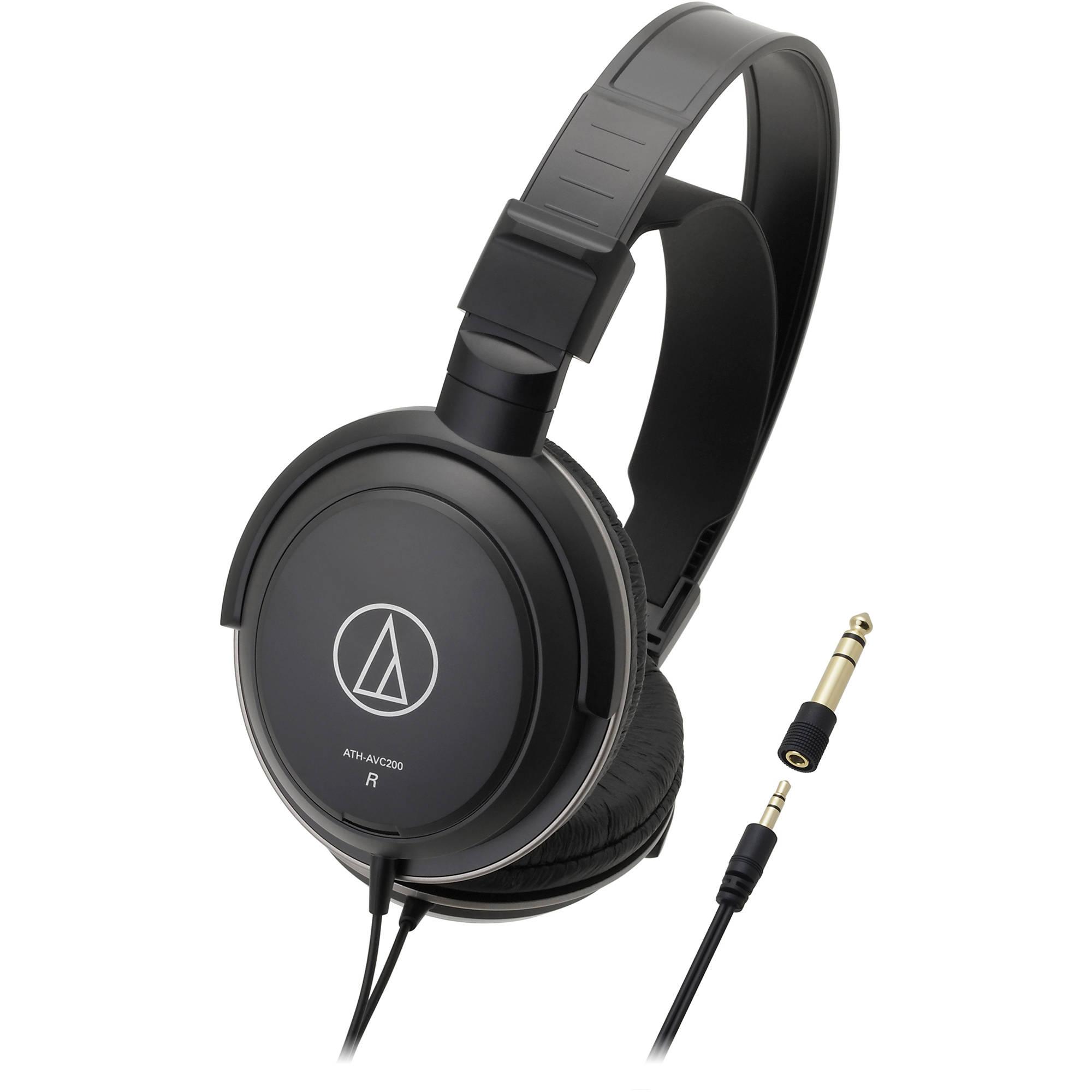 Audio Technica Ath M20x Professional Studio Monitor Over Ear Black Pro Headphones Andertons