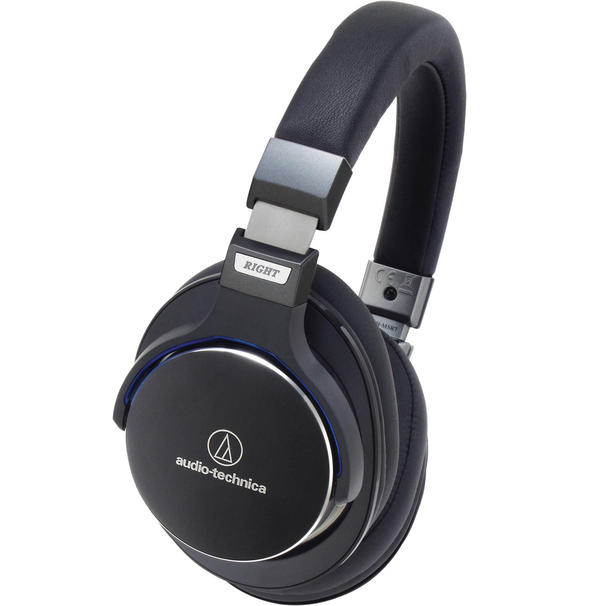 Audio-Technica Consumer ATH-MSR7 SonicPro Over-Ear ATH-MSR7BK