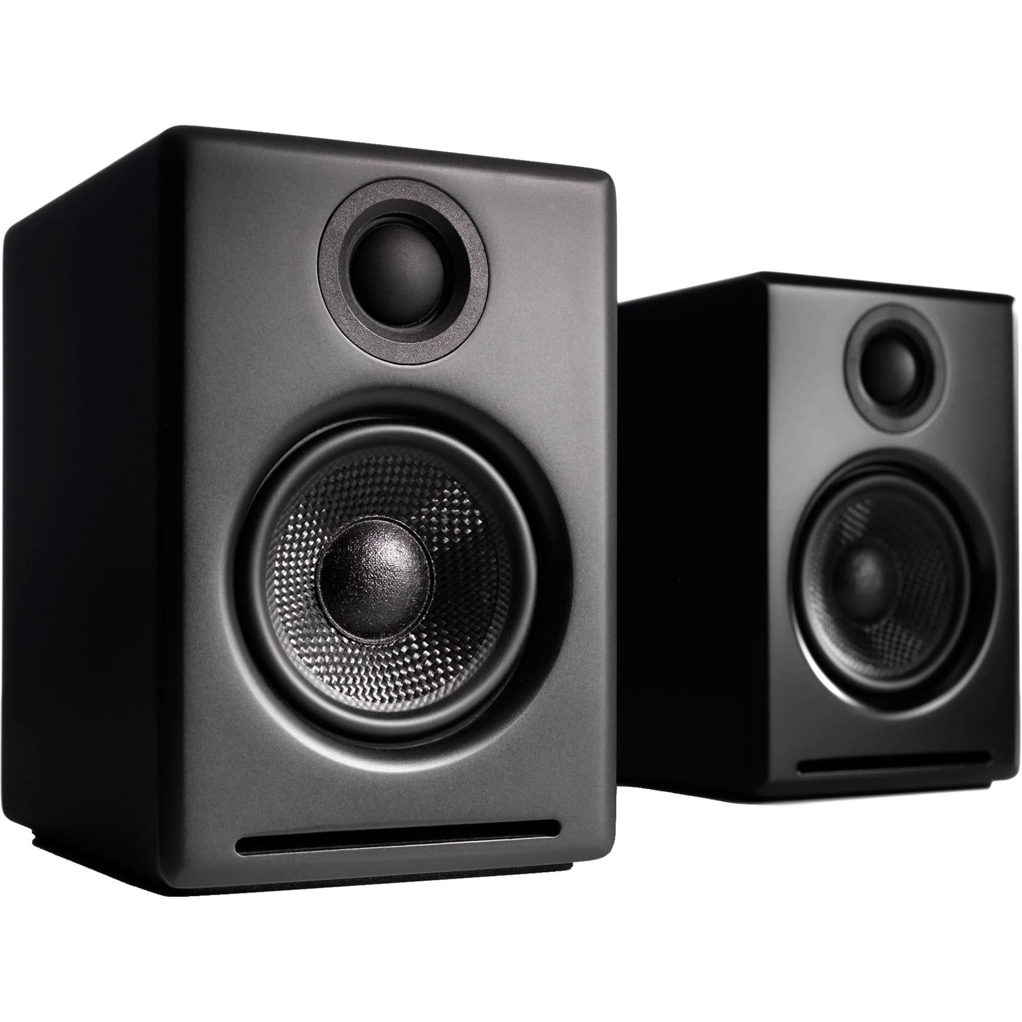 Audioengine A2+ Wireless Bluetooth Speaker System A2+BT