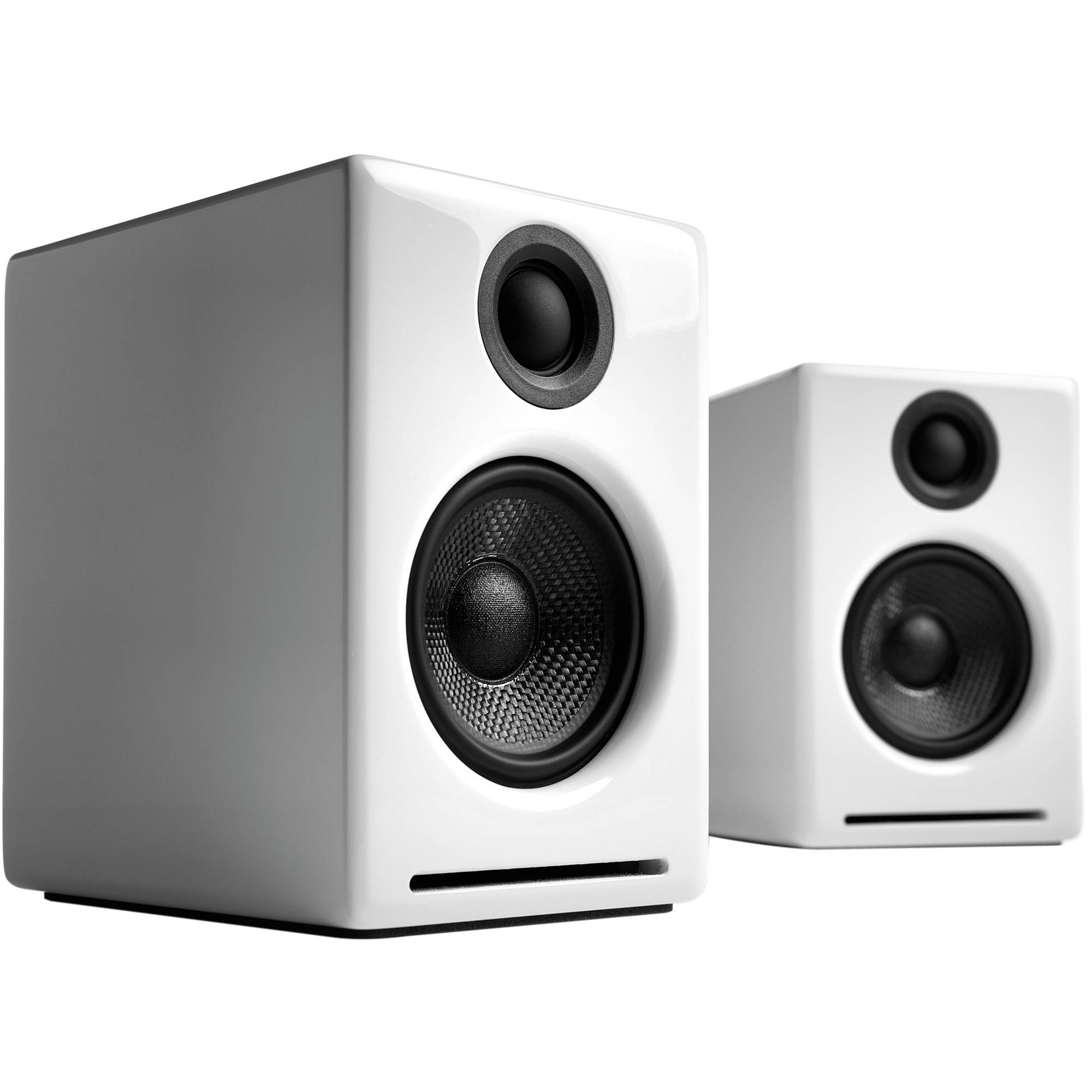Audioengine A2 2 75 Ed Desktop Speakers White