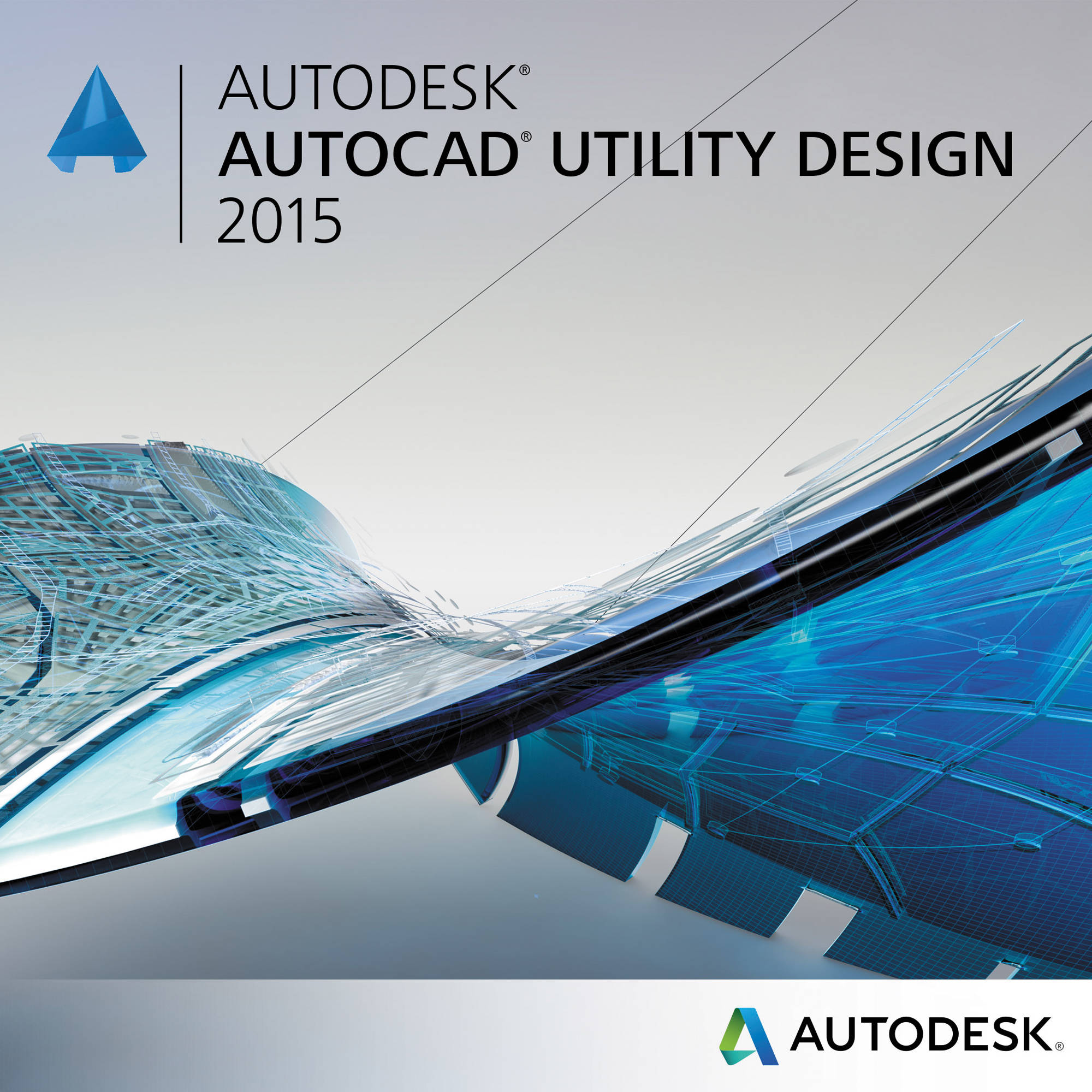 Autodesk AutoCAD Utility Design 2015 (Download