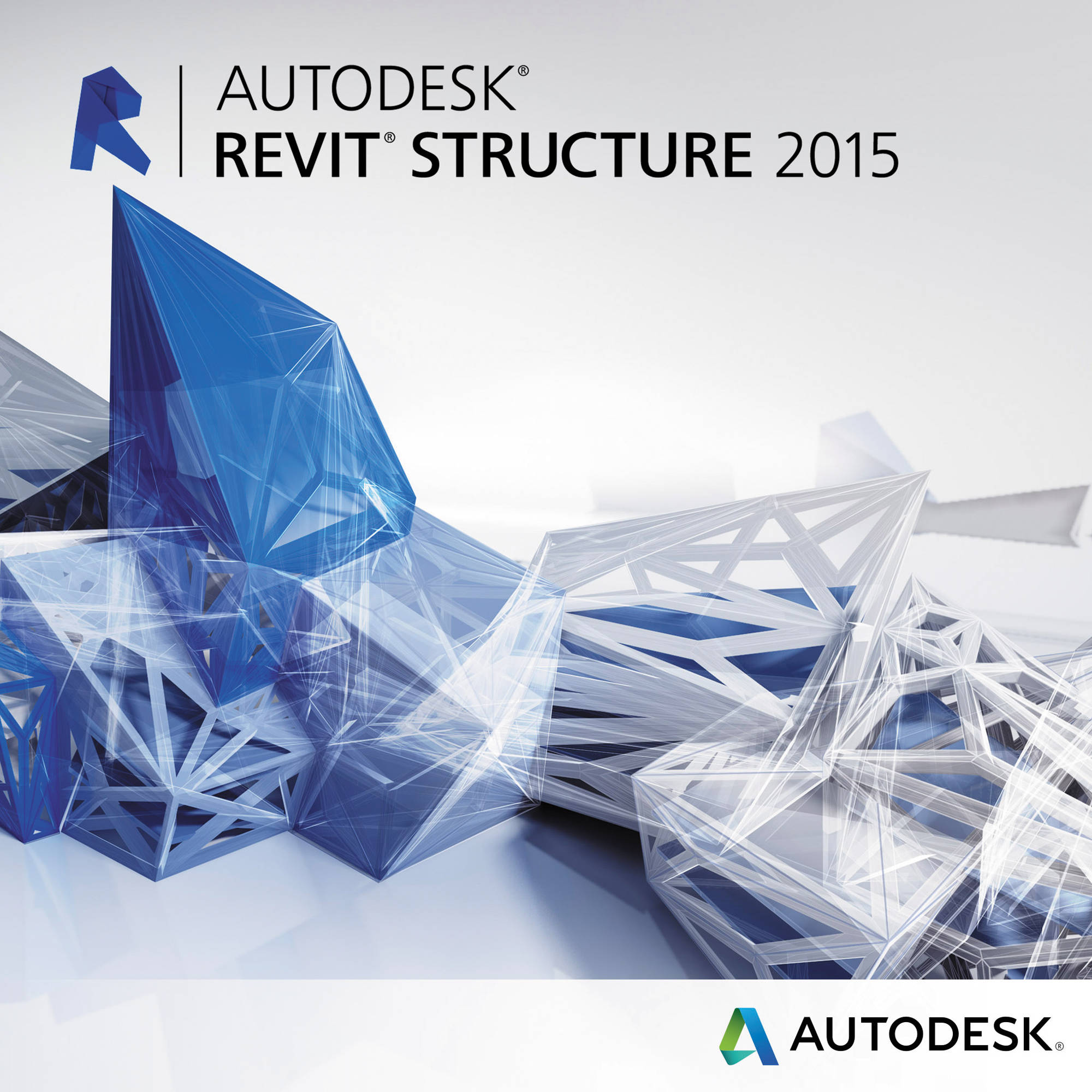 Autodesk Revit Structure 2015 (Download) 255G1-WWR111-1001 B&H