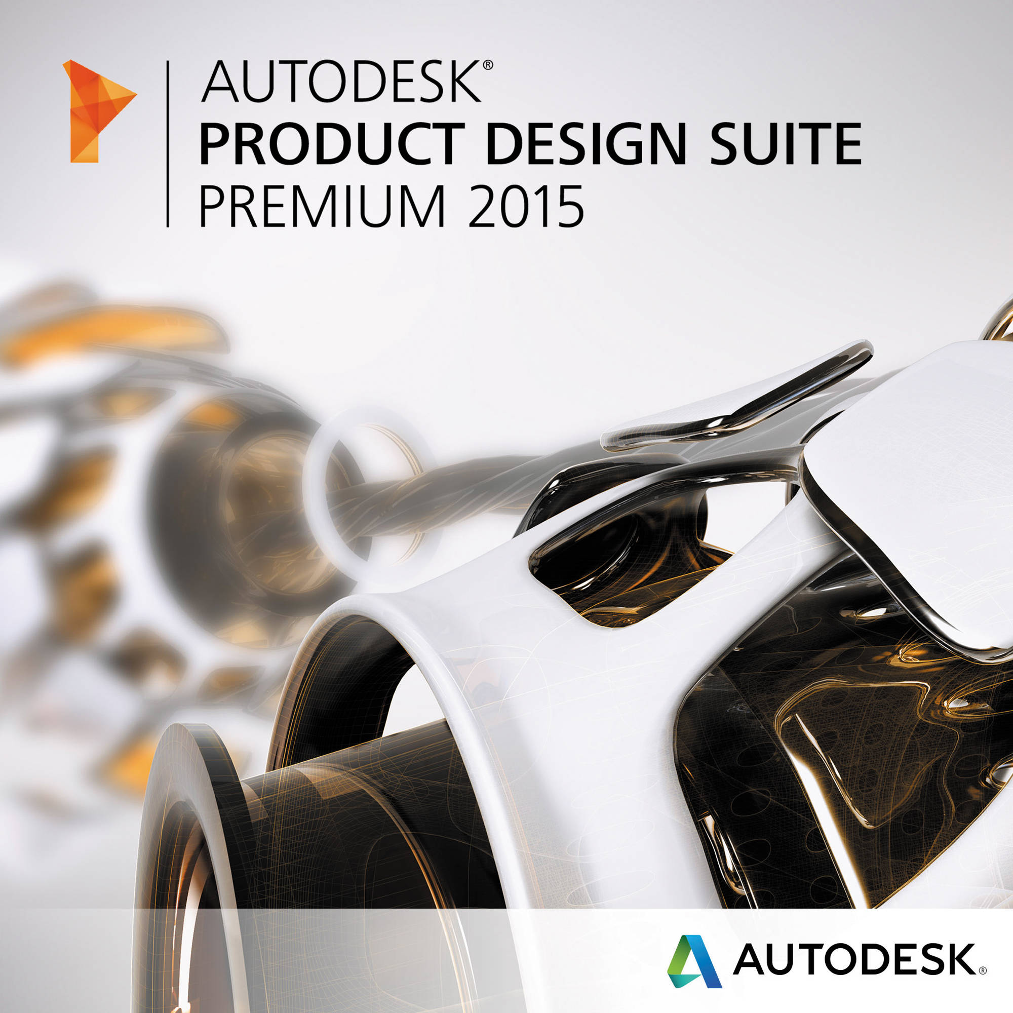 Autodesk Factory Design Suite Premium 2015 757G1-WWR111