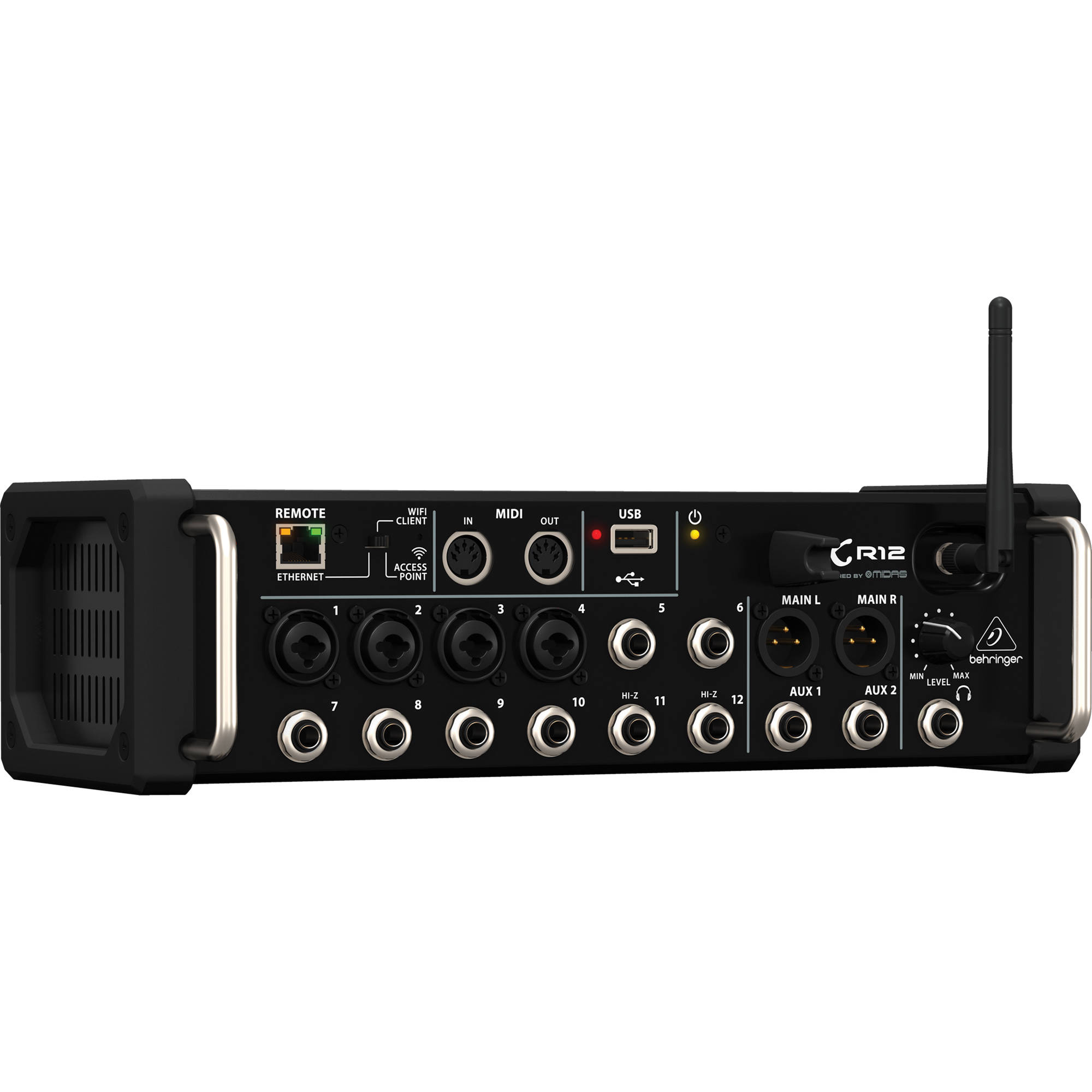 how to connect computer sound to behringer xr18