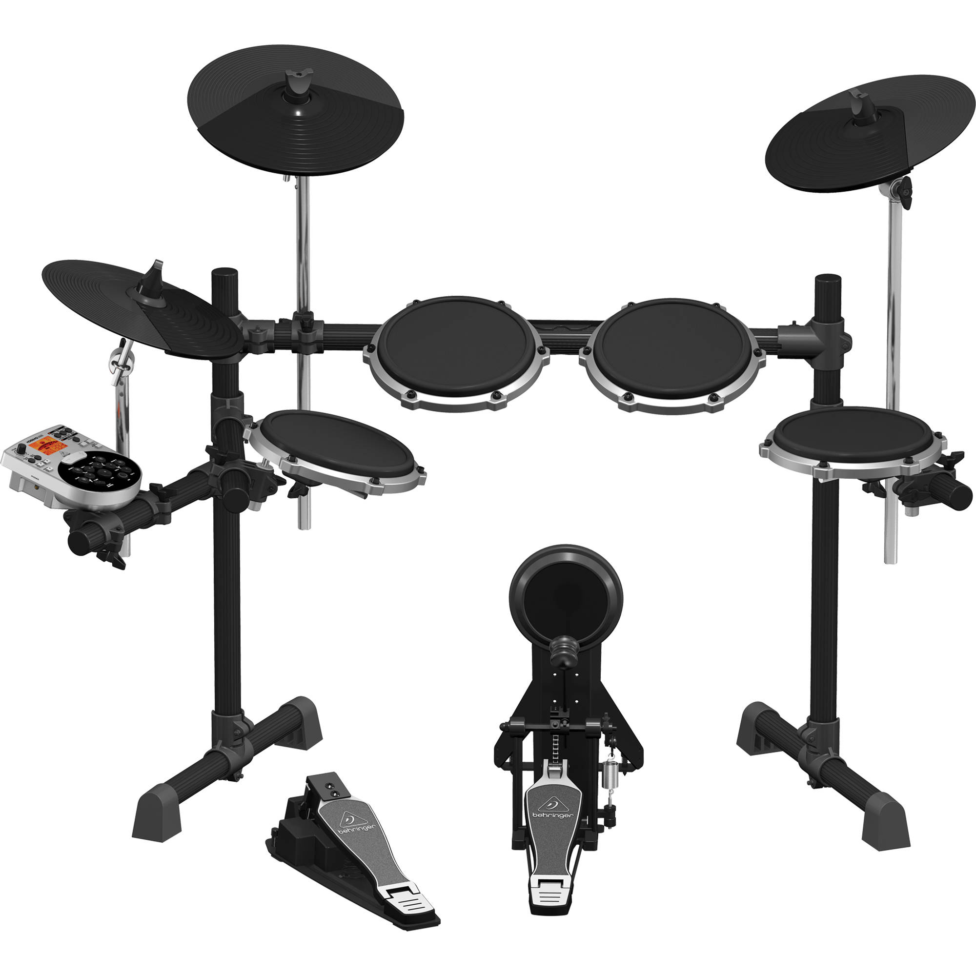 Behringer Xd80usb 8 Piece Electronic Drumset With Drum Xd80 Usb