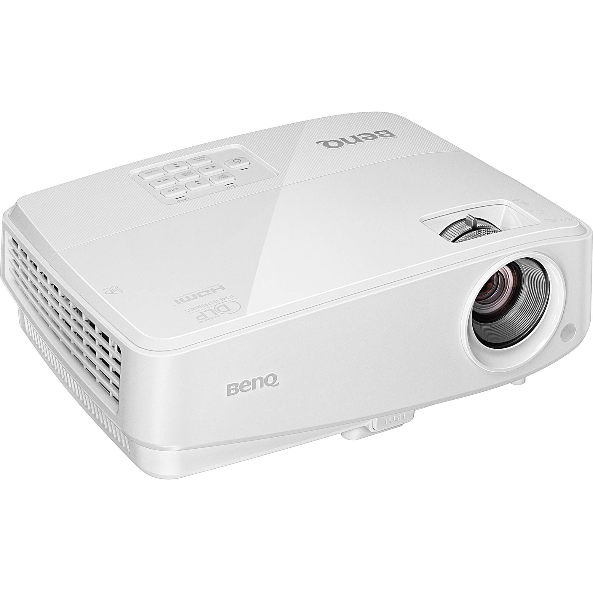 Benq Dlp Business Projector Wxga Display 3300 Lumens Dual Ms 506p Svga