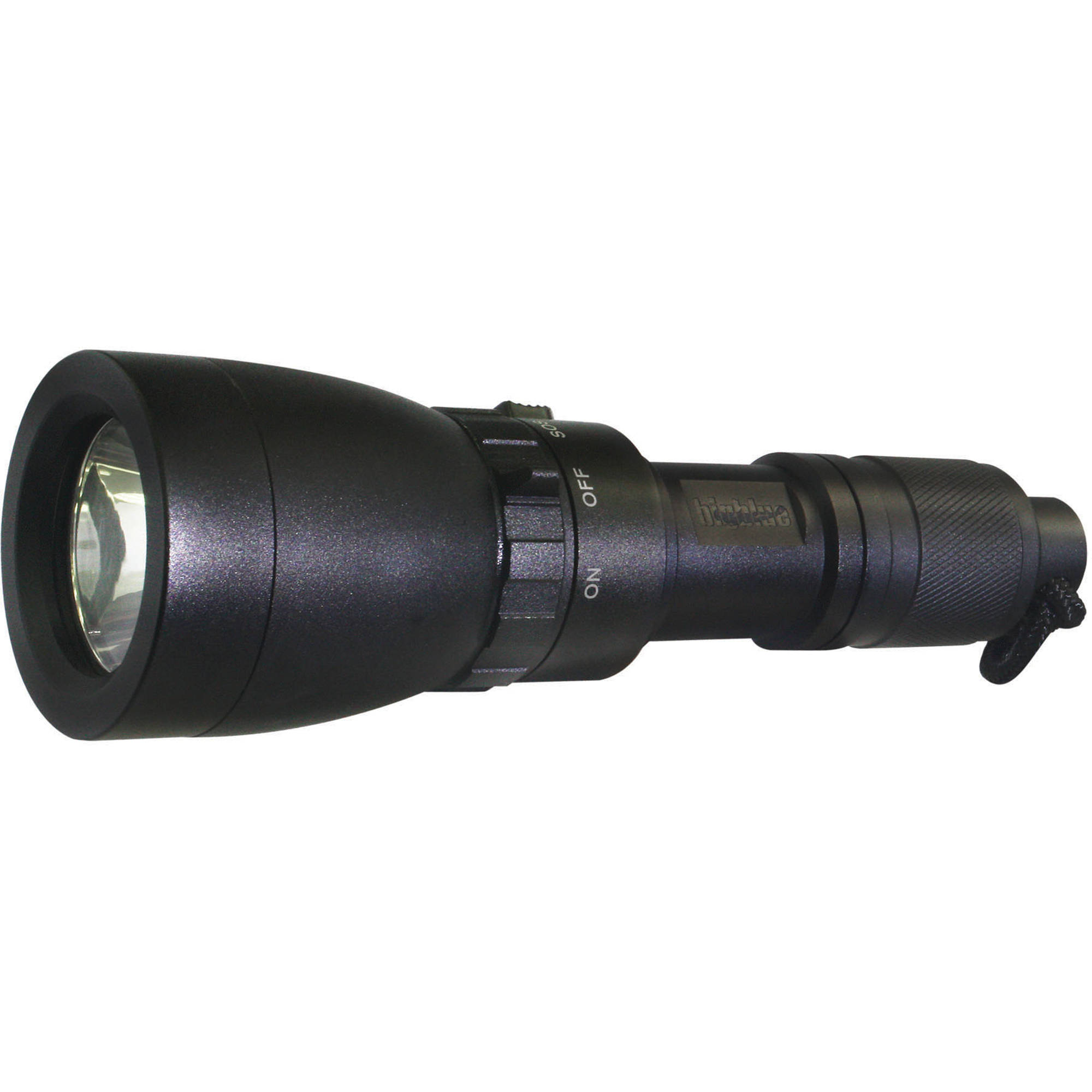 Bigblue AL900N LED Dive Light (Black) AL900N B&H Photo Video