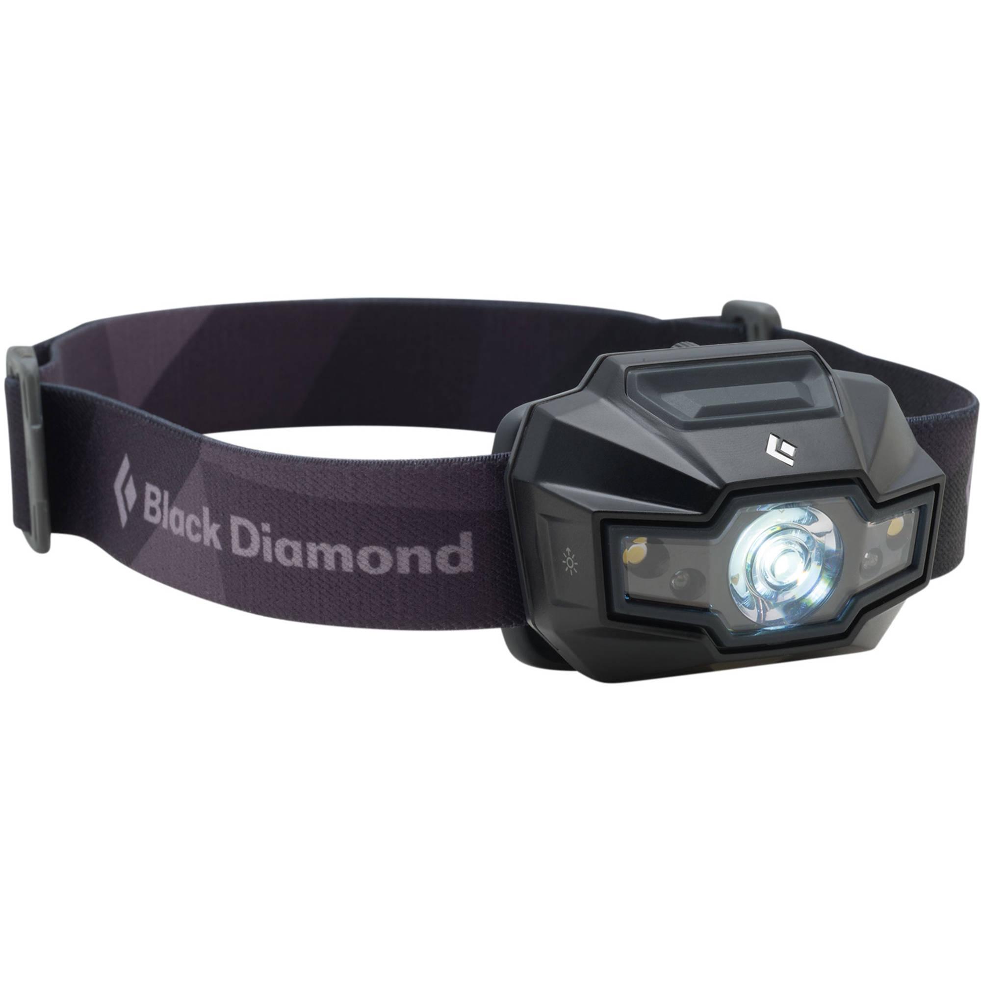 Black Diamond Storm LED Headlight (Matte Black ...