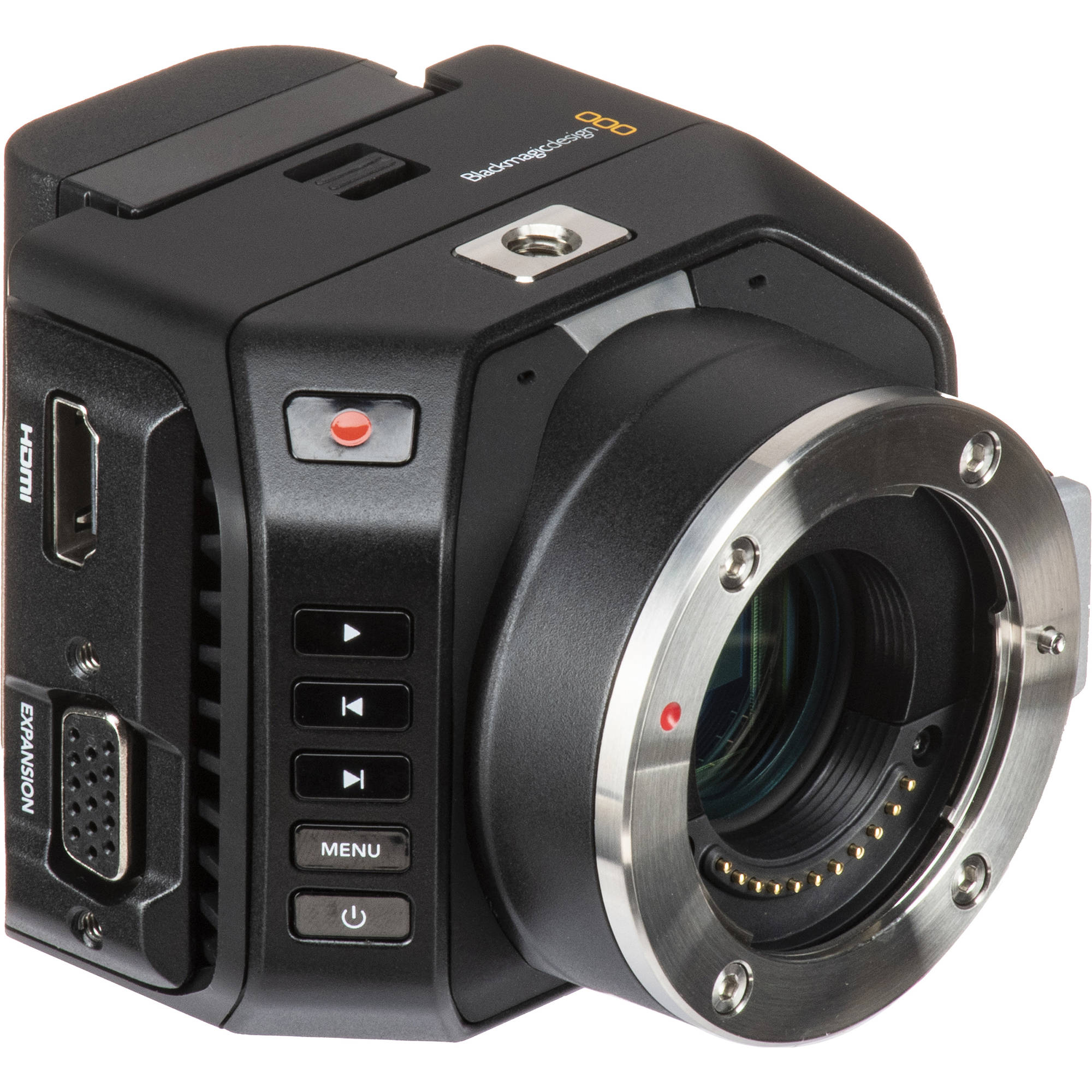Blackmagic Design Micro Cinema Camera CINECAMMICHDMFT B&H Photo