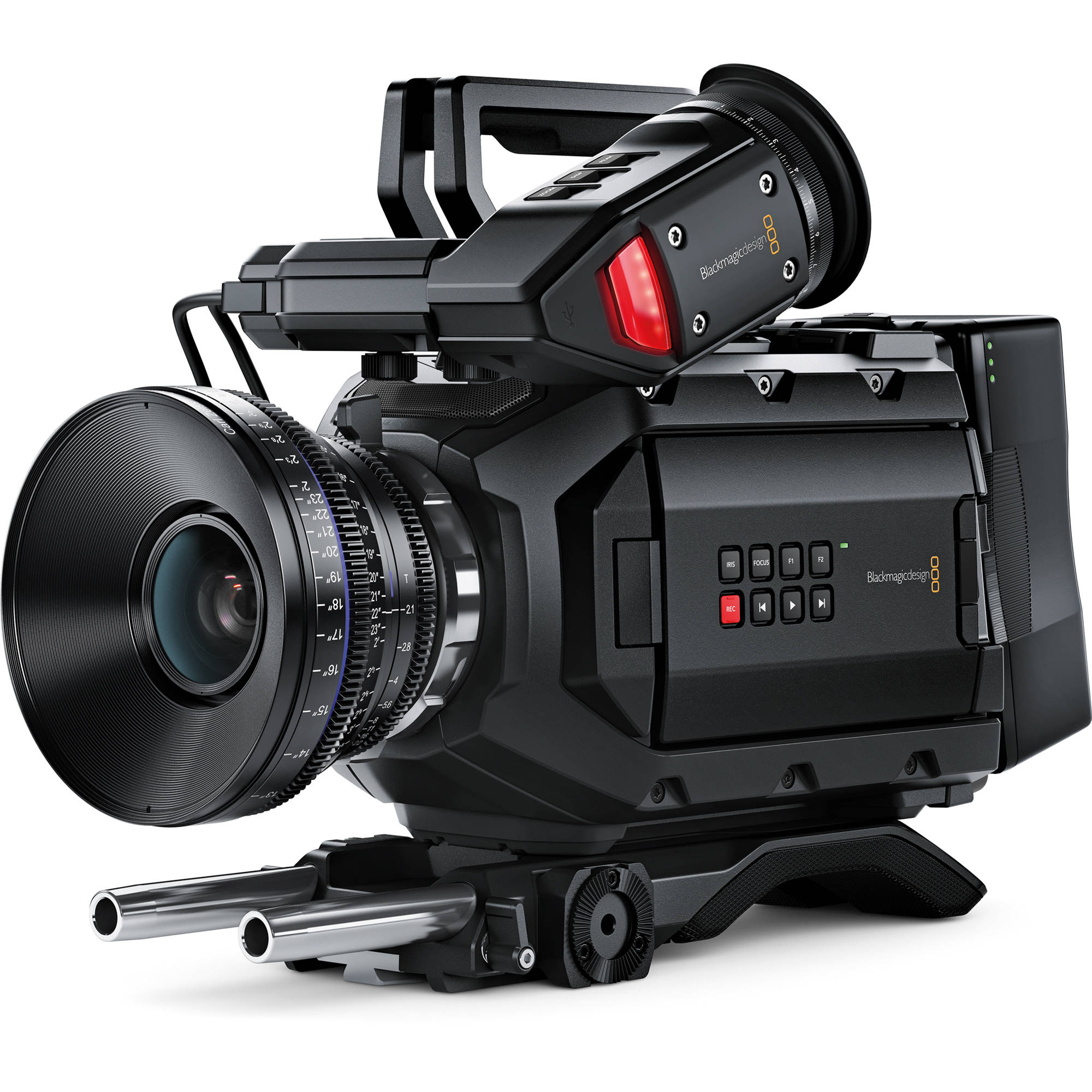 BlackMagic URSA EF Camera Driver Windows 7