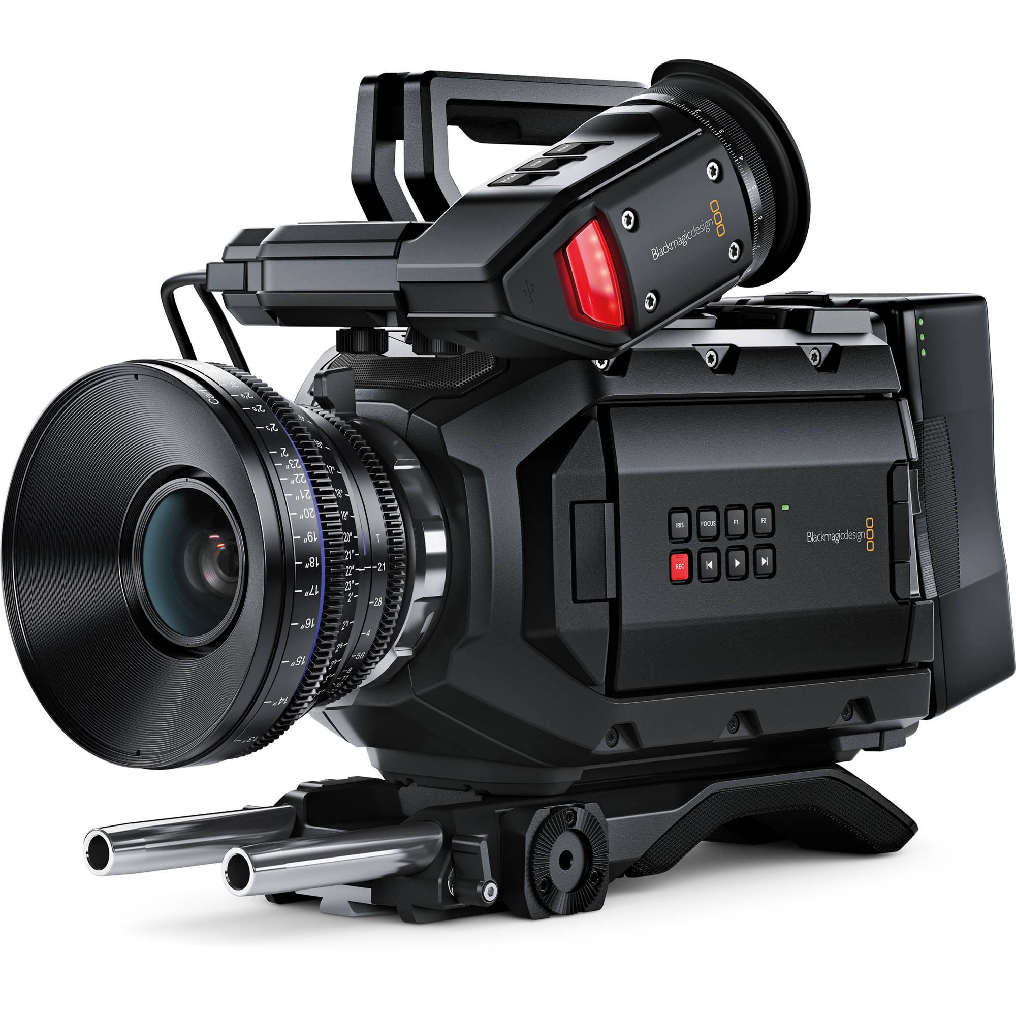 Blackmagic Design URSA Mini 4K Digital Cinema CINEURSAM40K/PL