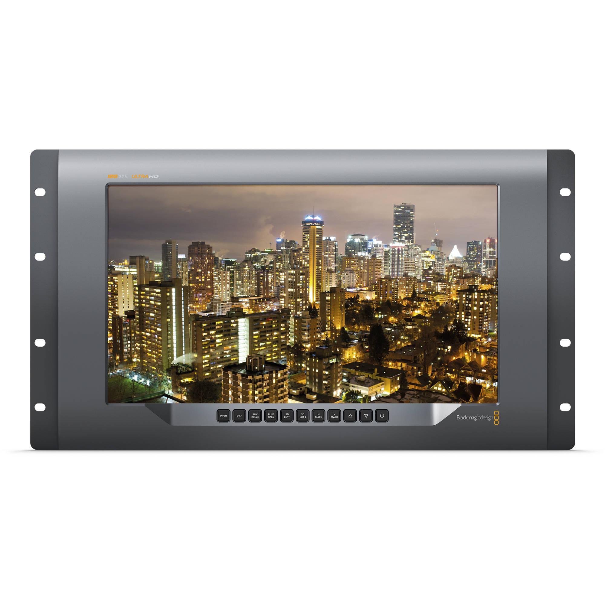 Production Monitors B H Photo Video # Designe De Support De Television